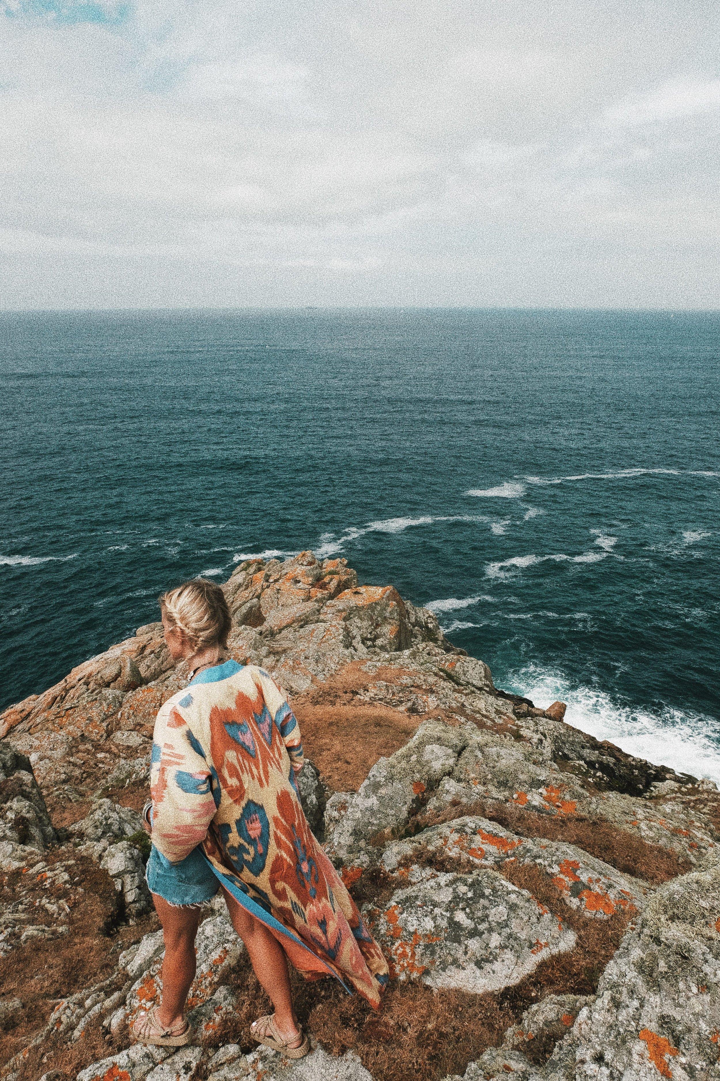 Carnet Sauvage - blog mode et voyage - Bretagne kimono look8.JPG