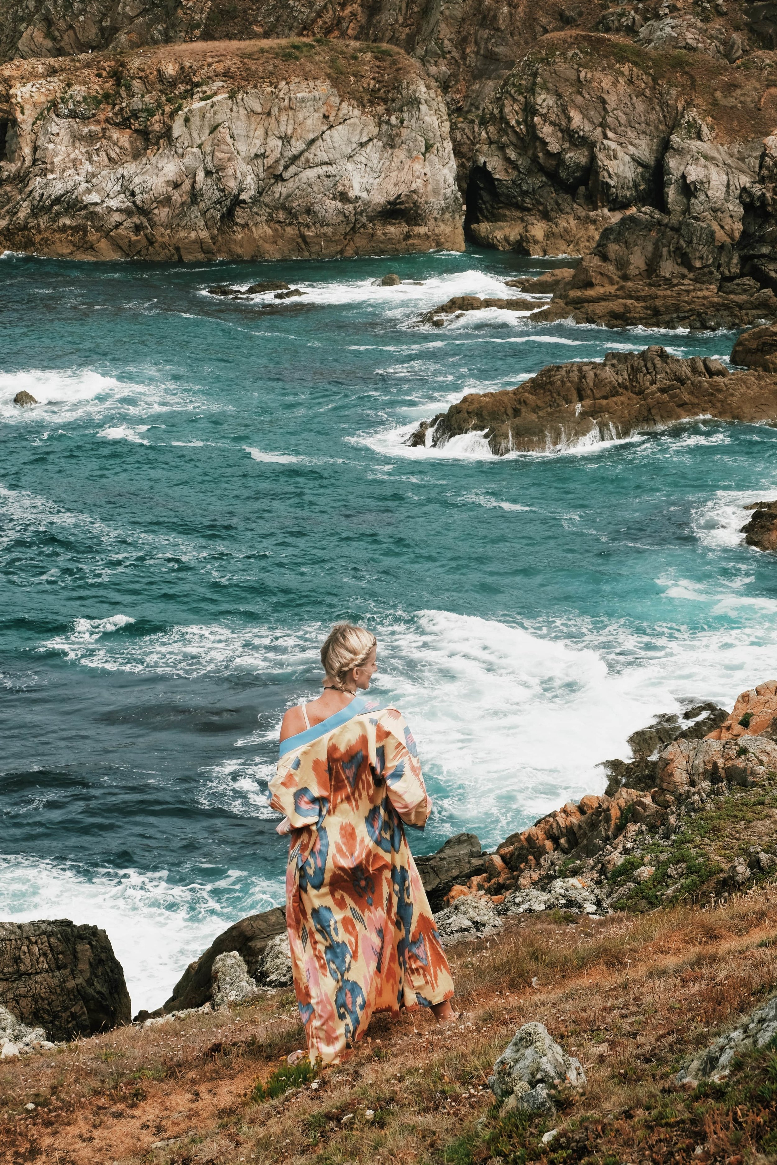 Carnet Sauvage - blog mode et voyage - Bretagne kimono look11.JPG
