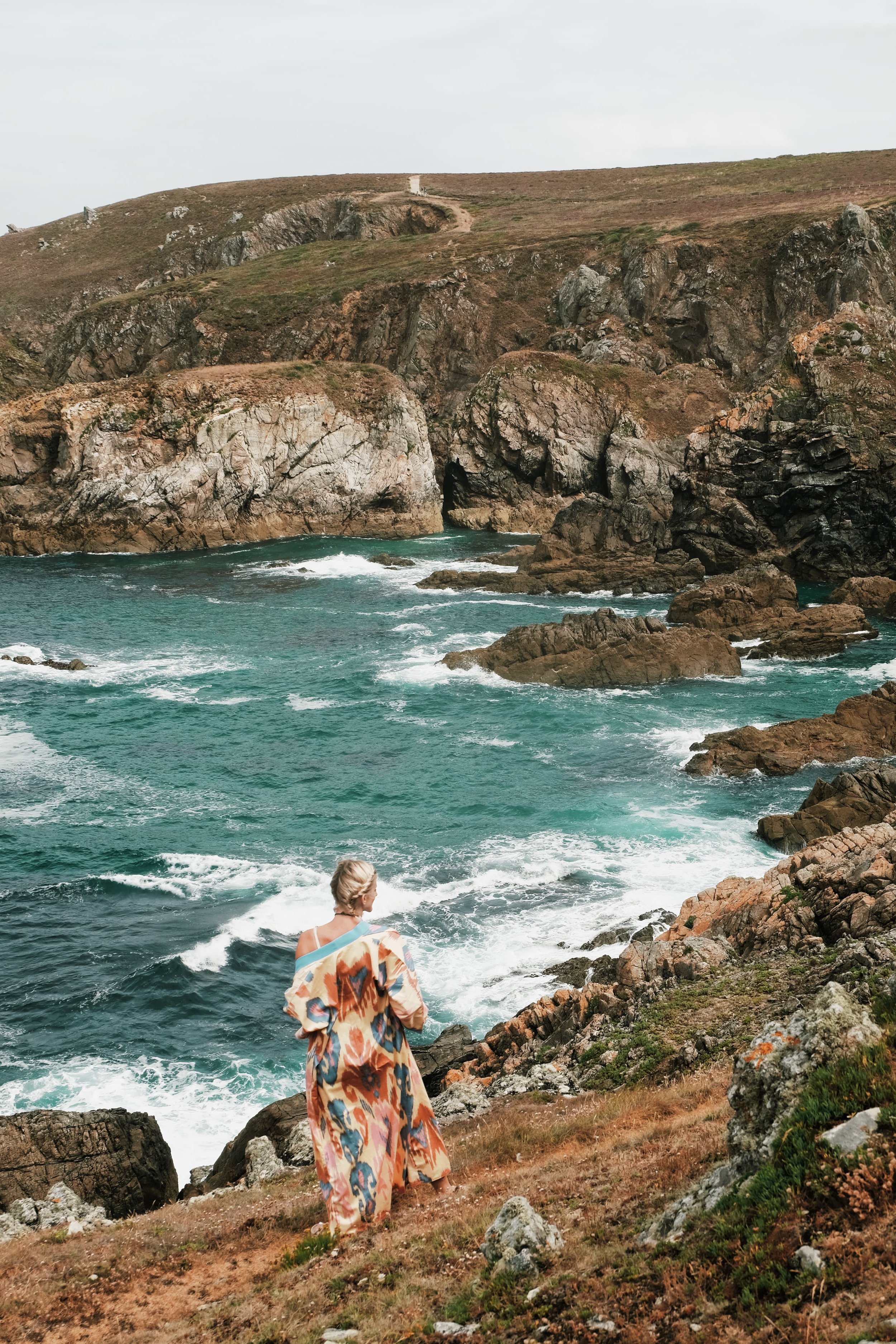 Carnet Sauvage - blog mode et voyage - Bretagne kimono look10.JPG