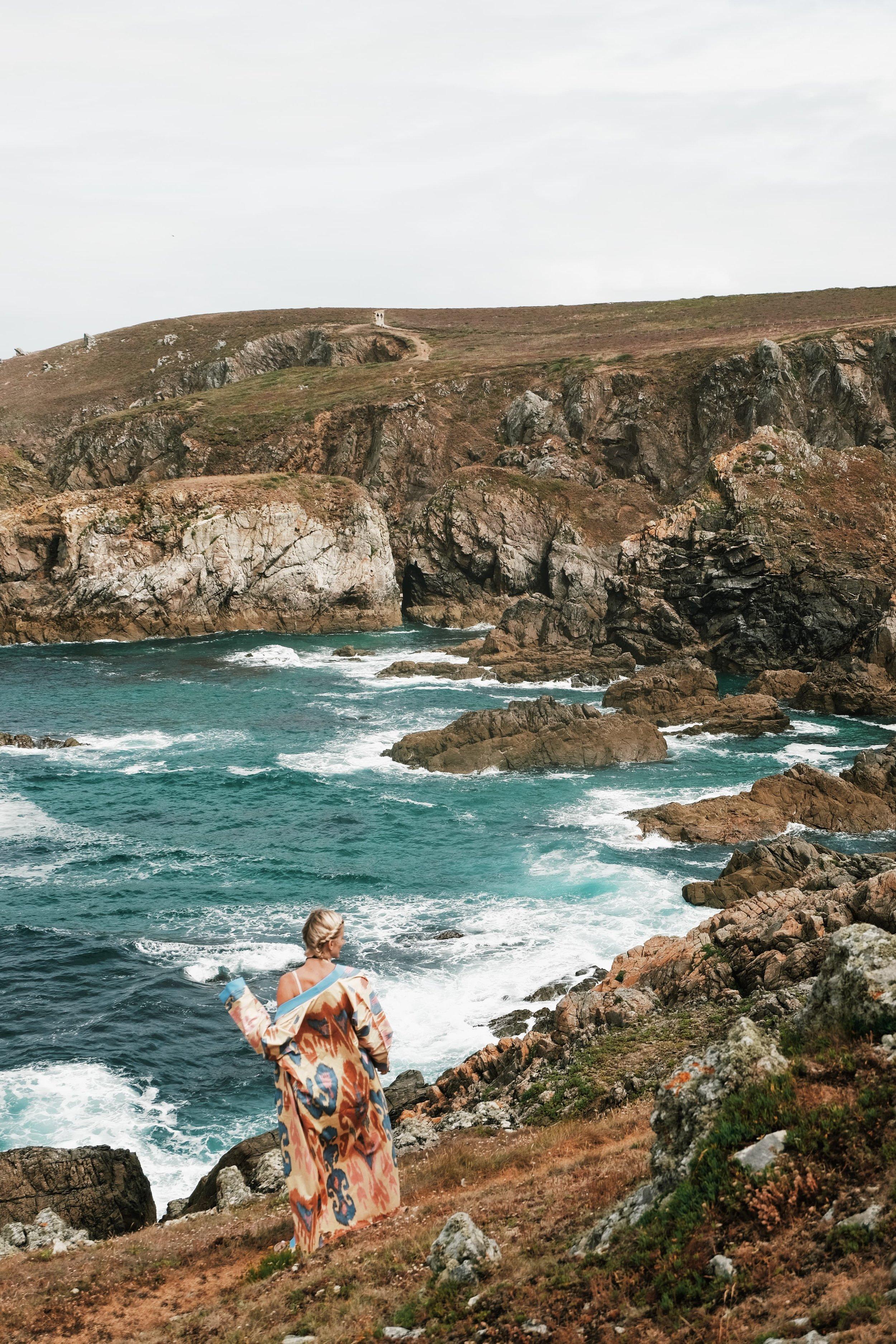 Carnet Sauvage - blog mode et voyage - Bretagne kimono look15.JPG