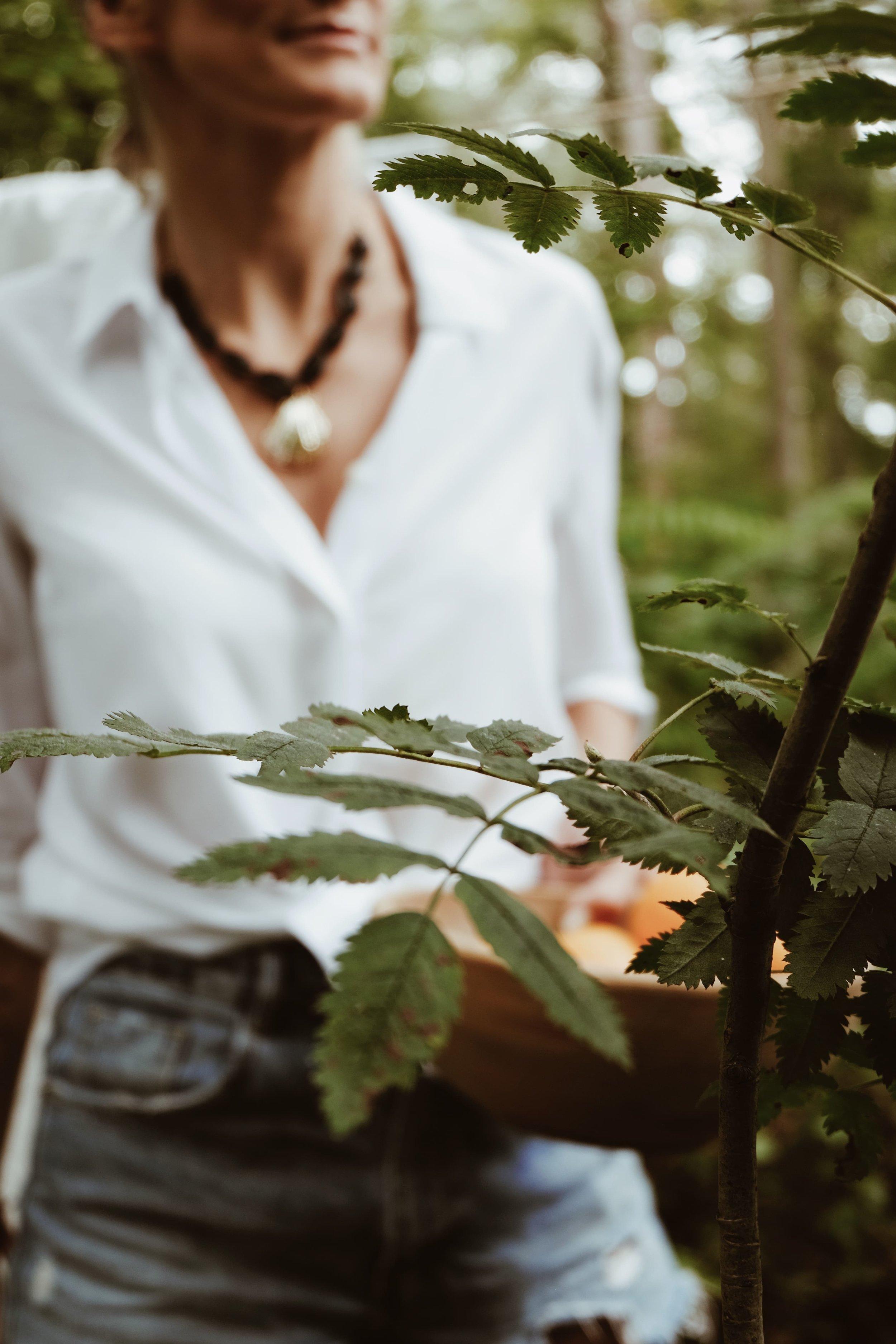 Carnet Sauvage - blog mode lille - shooting bijoux Goupi
