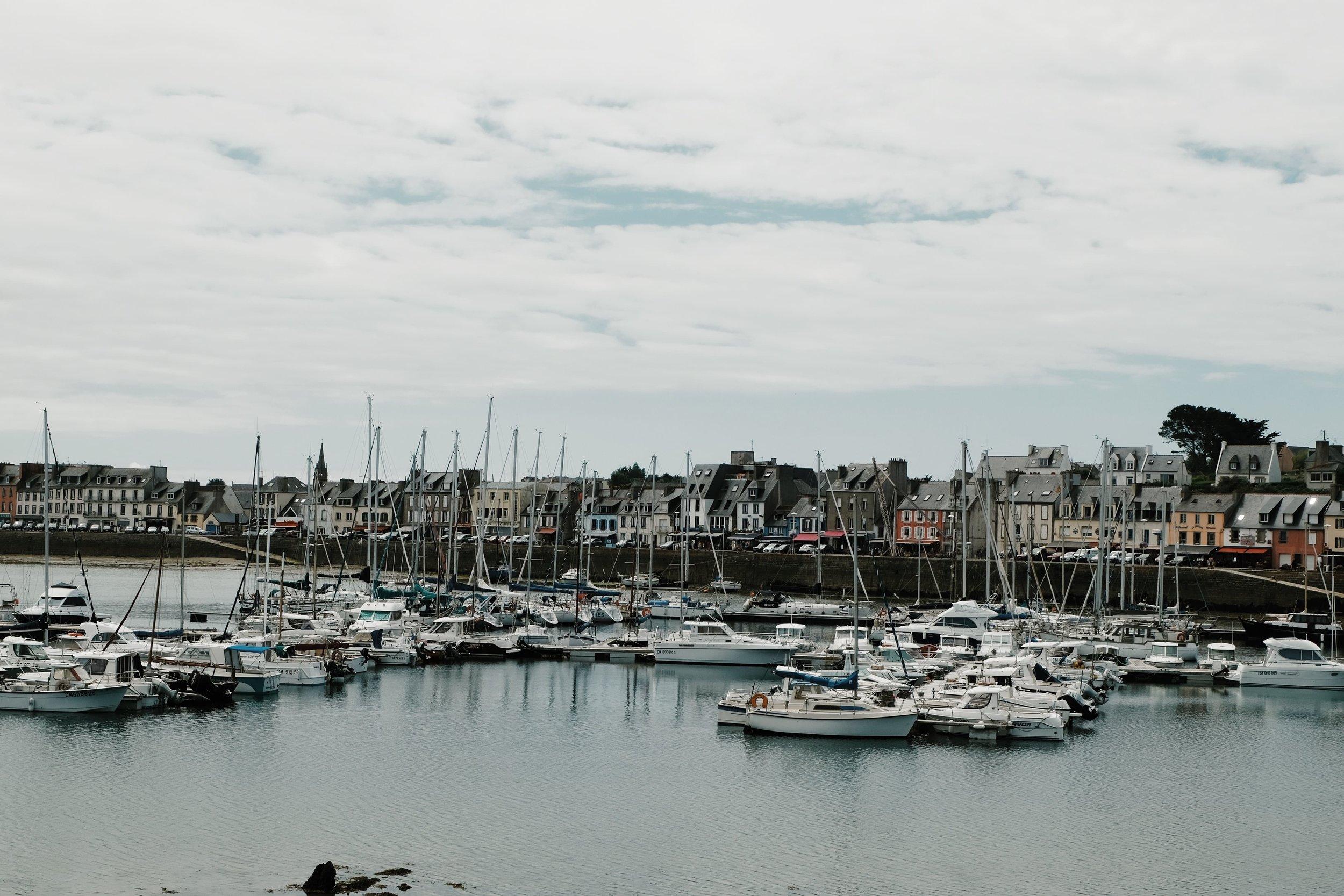 Carnet Sauvage - blog voyage Lille - visiter la Bretagne - presqu'ile de Crozon - Camaret sur mer 12.jpg