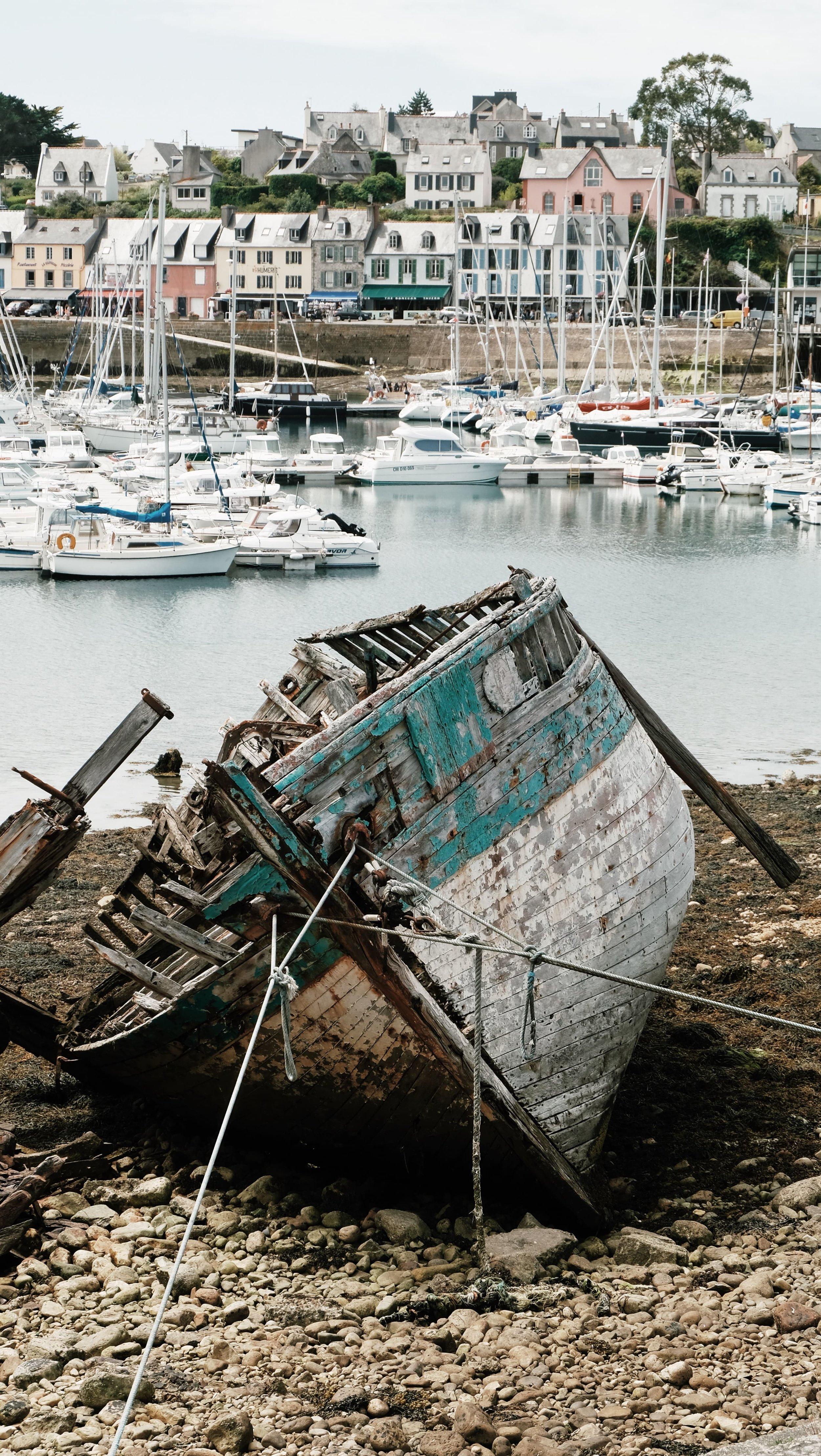 Carnet Sauvage - blog voyage Lille - visiter la Bretagne - presqu'ile de Crozon - Camaret sur mer 1.jpg