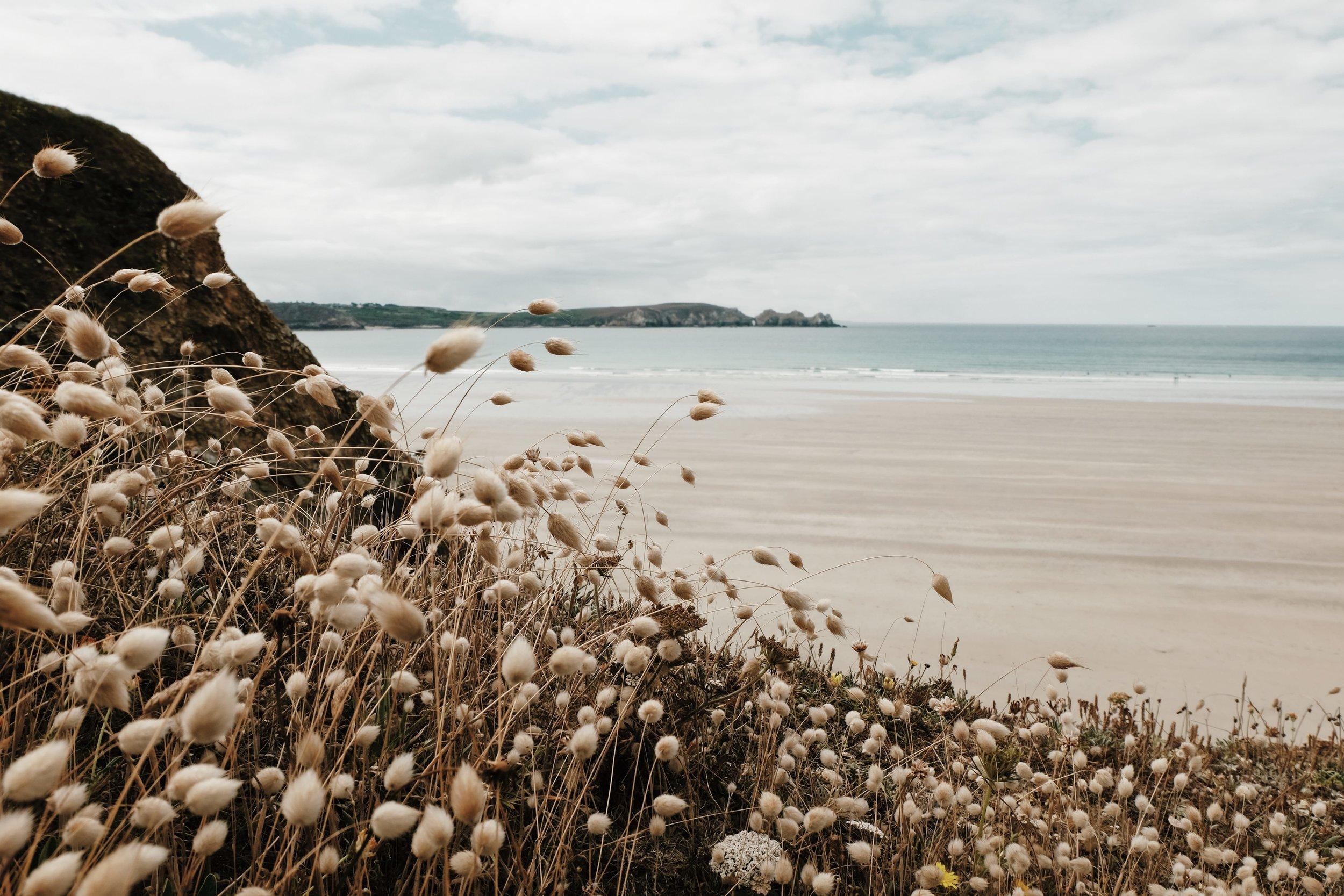 Carnet Sauvage - blog voyage Lille - visiter la Bretagne - presqu'ile de Crozon - plage de kerloch2.JPG
