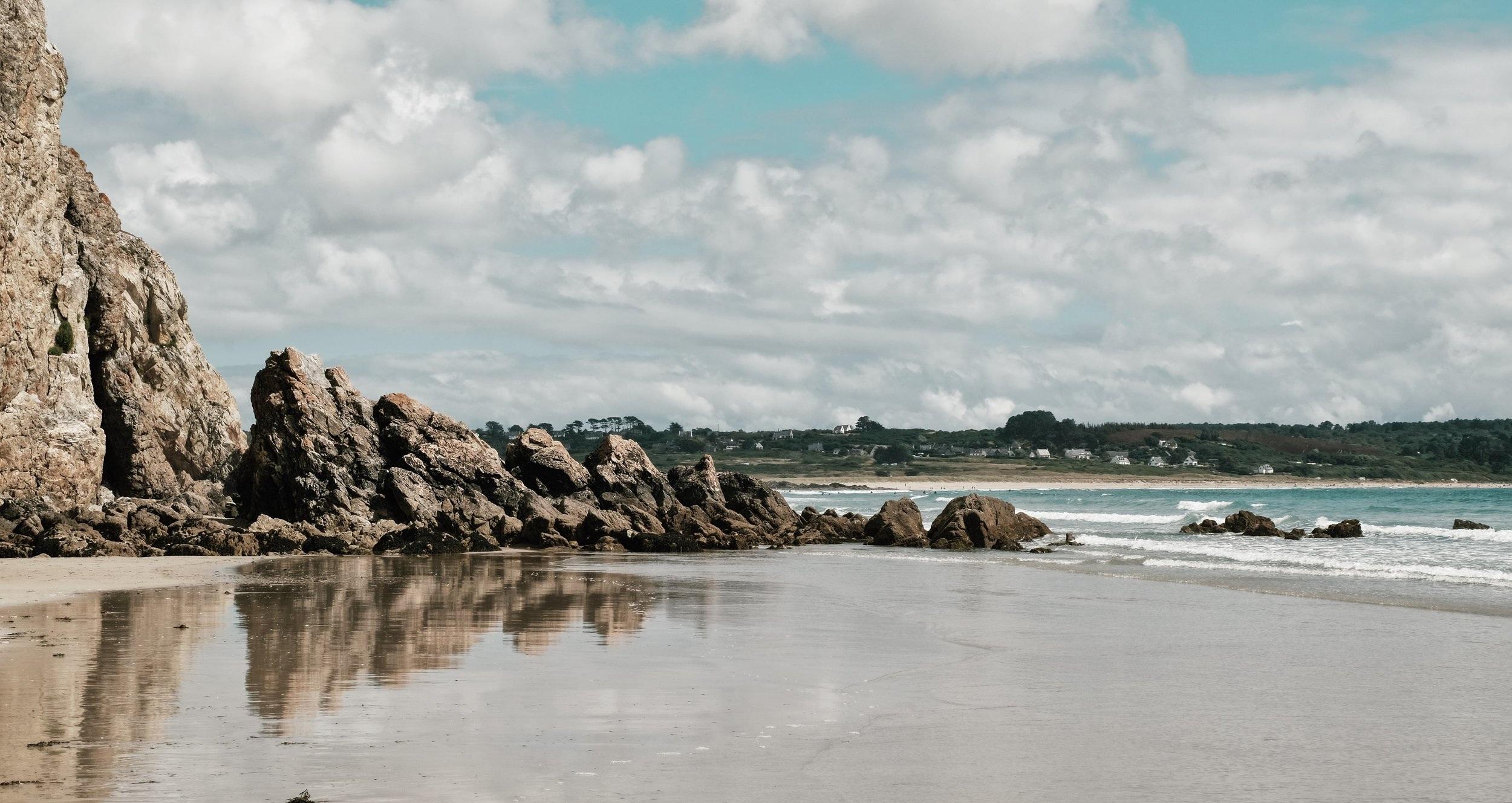 Carnet Sauvage - blog voyage Lille - visiter la Bretagne - presqu'ile de Crozon - plage de kerloch6.JPG