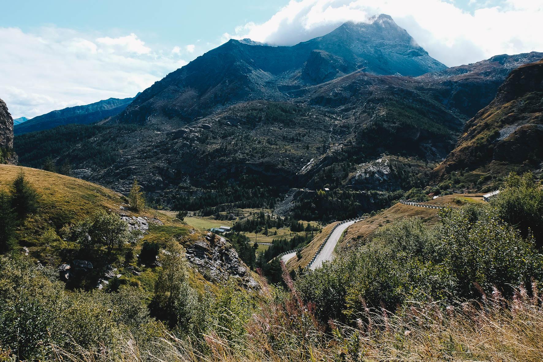 Carnet Sauvage - Blog voyage Lille - Visiter la France - Le col du Mont Cenis
