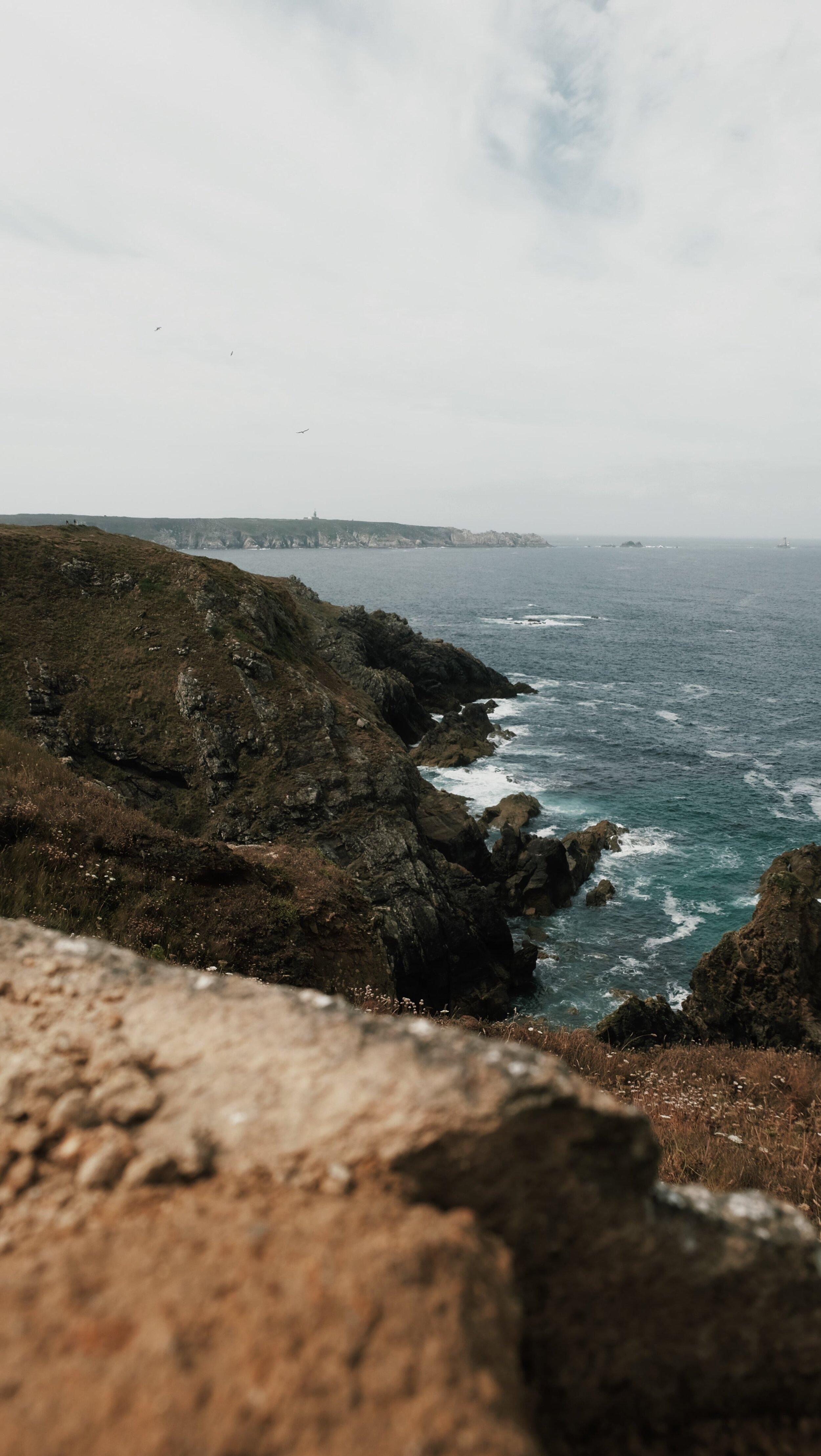 Carnet Sauvage - blog voyages lille - partir en bretagne - visite la pointe du van7.JPG