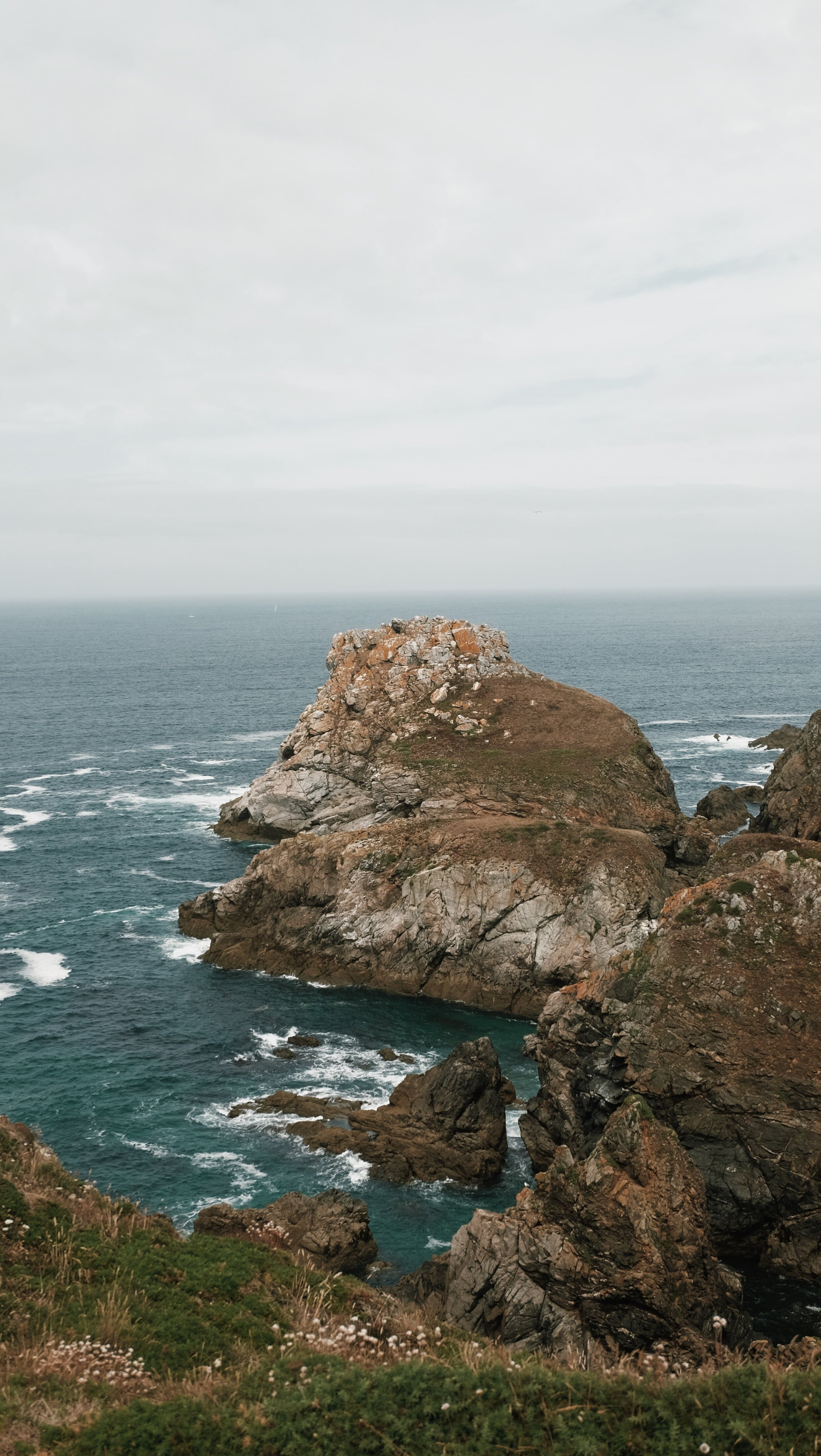 Carnet Sauvage - blog voyages lille - partir en bretagne - visite la pointe du van10.JPG
