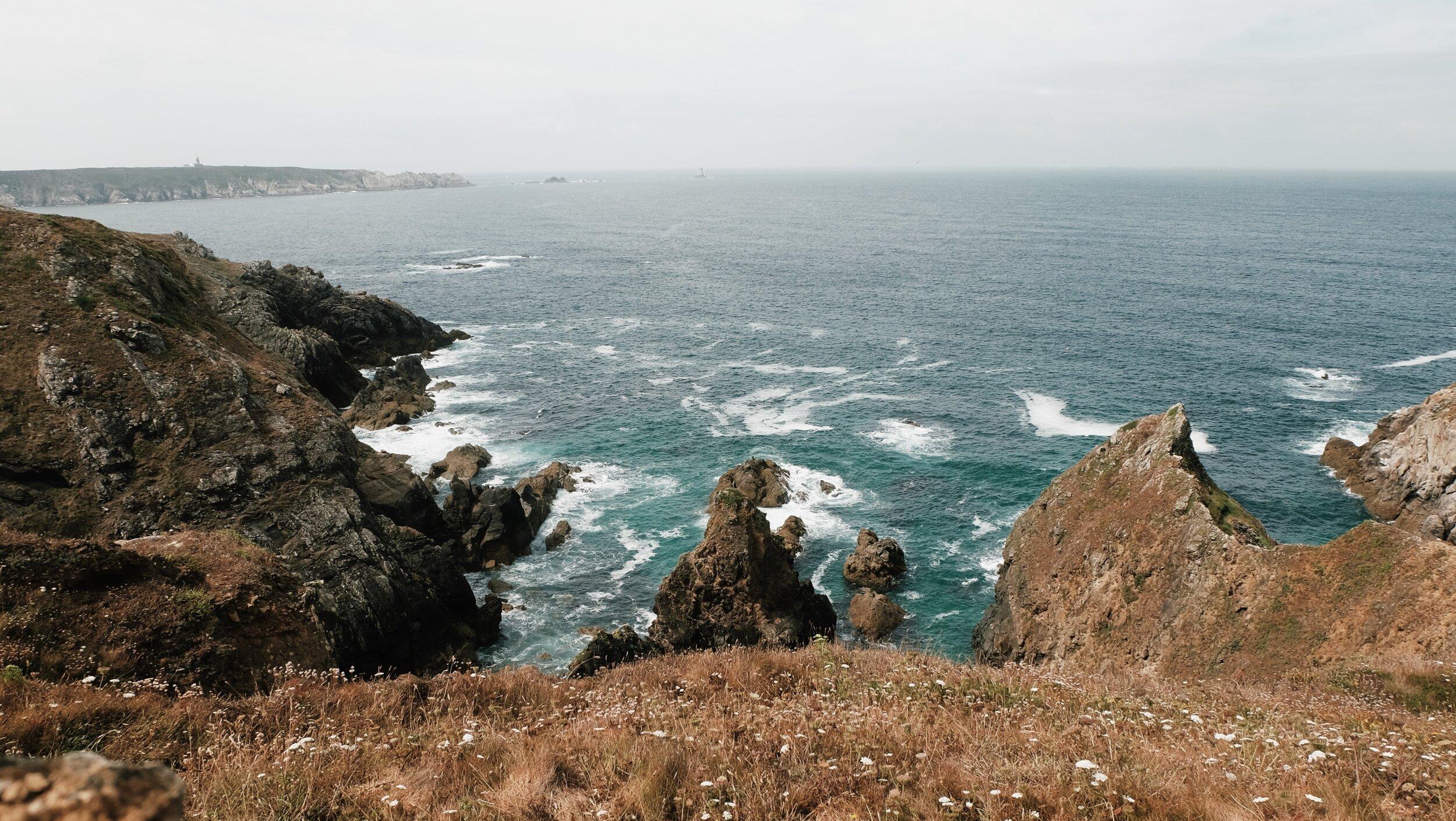 Carnet Sauvage - blog voyages lille - partir en bretagne - visite la pointe du van12.JPG