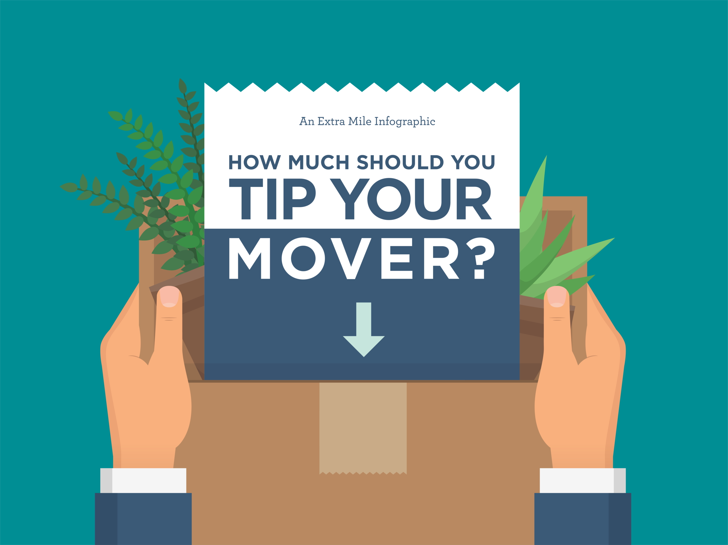 How Much Should You Tip Your Mover