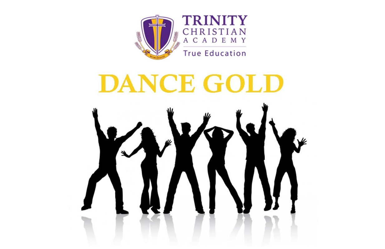 Dance Gold - Students raised $4,500 to support the Shriners Hospital for Children in Lexington.