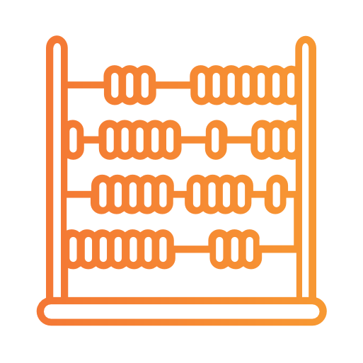 Icon of an Abacus