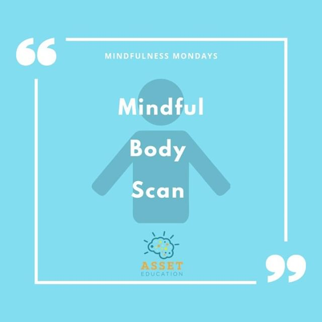 With school just around the corner or already back in session around the country, take a moment to check-in with yourself. Mindful body scans are a great tool to take stock of where you're at and position yourself - and your students - for success in the classroom. Visit www.asset-edu.org to discover more mindfulness tools.⁠ .⁠ .⁠ .⁠ .⁠ .⁠ .⁠ .⁠ .⁠ .⁠ #mindfulness #bodyscan #mentalhealth #mindful #teachers #backtoschool #mondaymotivation #inspiration #education #firstdayofschool ⁠ ⁠