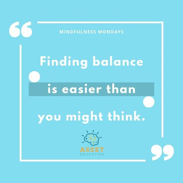 Projects, homework, meetings, deadlines, packing a lunch...school is a LOT of work. Trying to balance it all shouldn't be. Part of our Mindful approach is bringing balance back into the classroom, so that checklist isn't too daunting. Visit www.asset-edu.org to learn more. ⁠ .⁠ .⁠ .⁠ .⁠ .⁠ .⁠ .⁠ .⁠ .⁠ #mindfulness #balance #mentalhealth #mindful #teachers #classroom #checklist #backtoschool #mondaymotivation #inspiration #education #firstdayofschool ⁠ ⁠