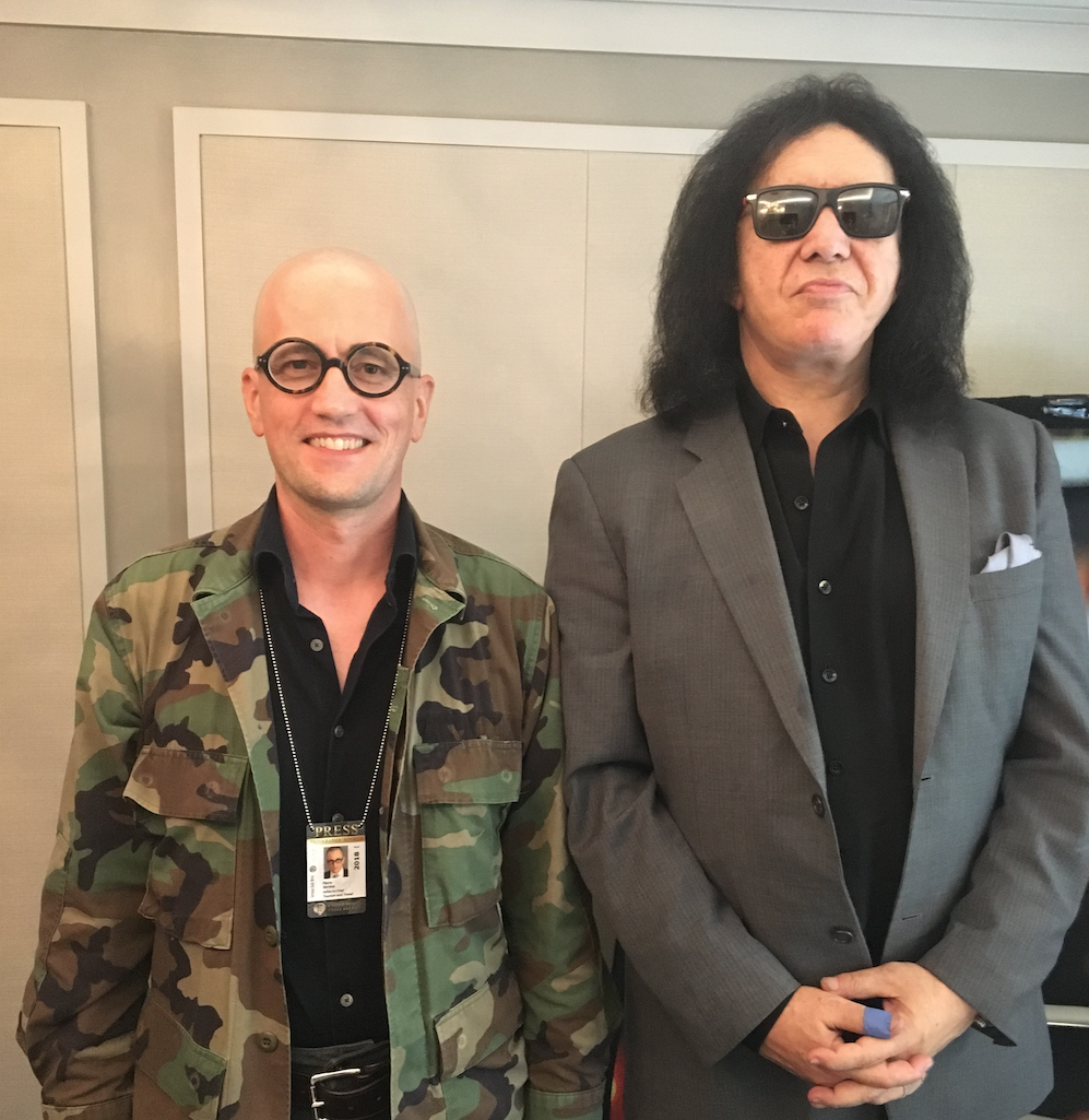 Gene Simmons' interview