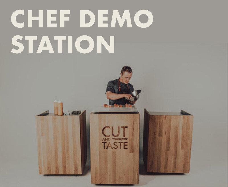 Chef Demo Station
