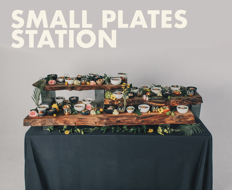 Small Plates Station