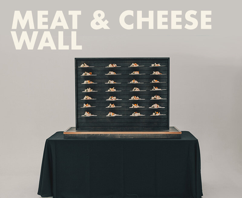 Meat & Cheese Wall