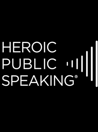 Steal the Show    author and  Co-Founder/CEO of  Heroic Public Speaking . Michael Port weighs in on ways to influence and increase your public speaking value
