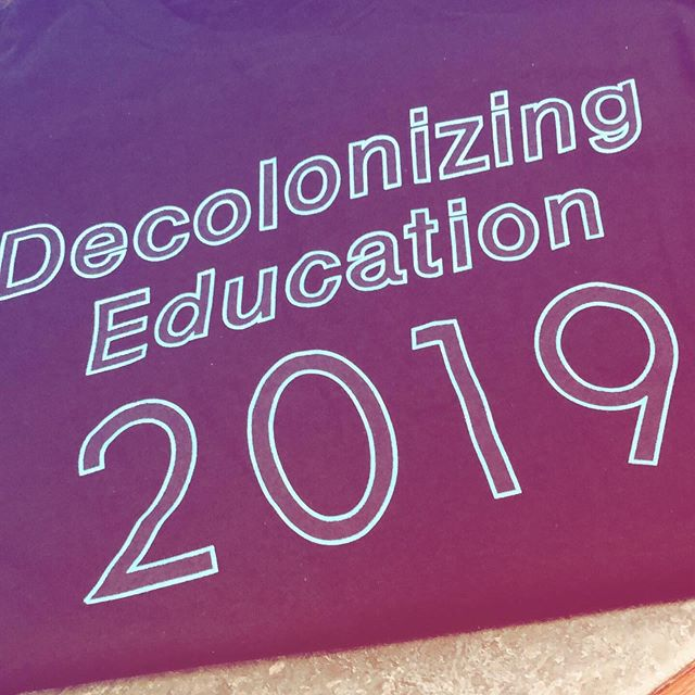 """What would it look like to decolonize education? . . So much of the work we do at #lionstoothproject has to do with unpacking, learning and unlearning, both for our youth programs and through our educators professional development workshops. . . Shoutout to @metronyu @esi_nyc for hosting and @adtaorg for leading such a powerful workshop, """"Decolonizing Mental Health in School-Based Settings: Move the Body, Connect the Mind"""". . . #artseducation #participatoryphotography #youth #inspire #teacherprofessionaldevelopment"""