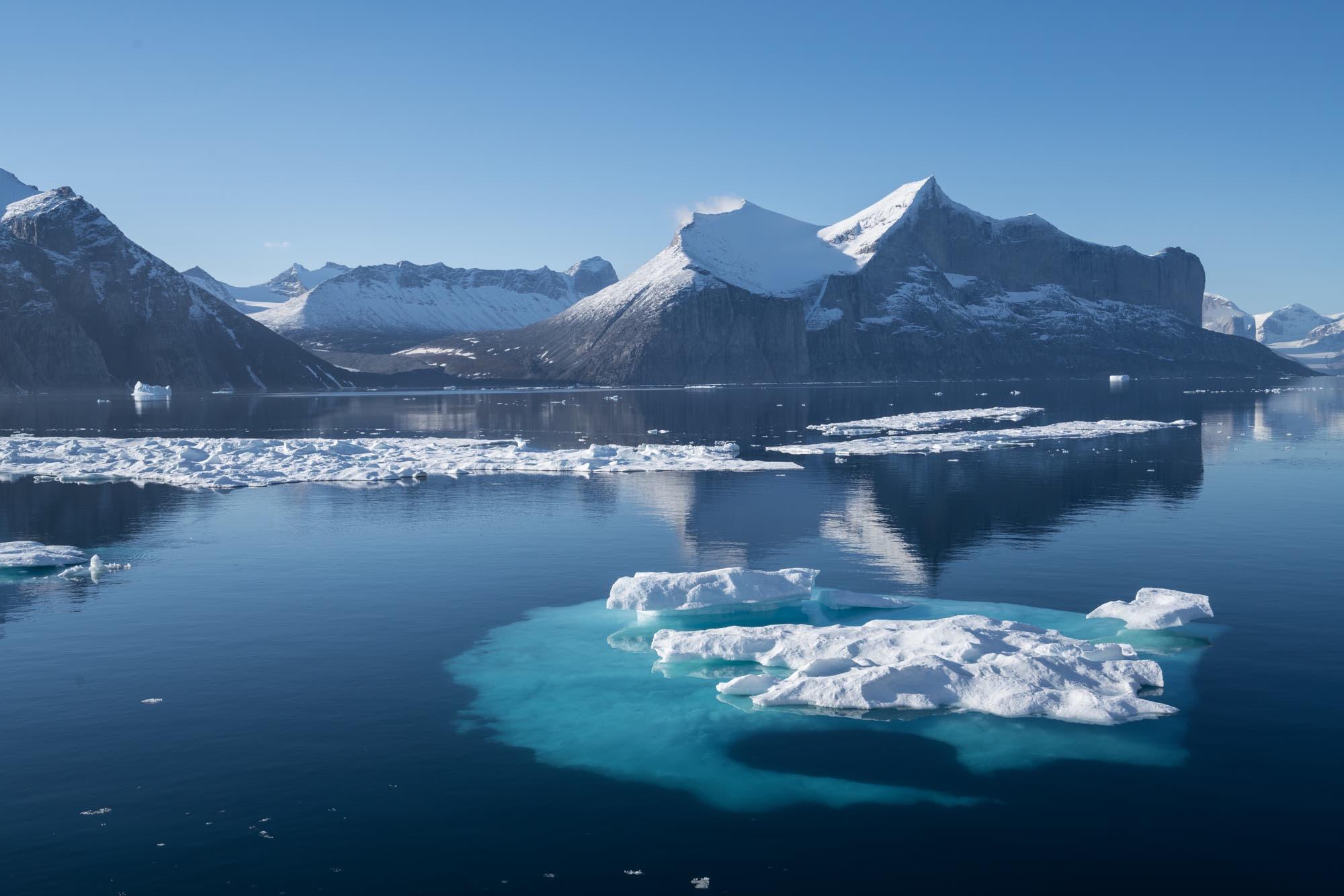 Baffin Island Fjords