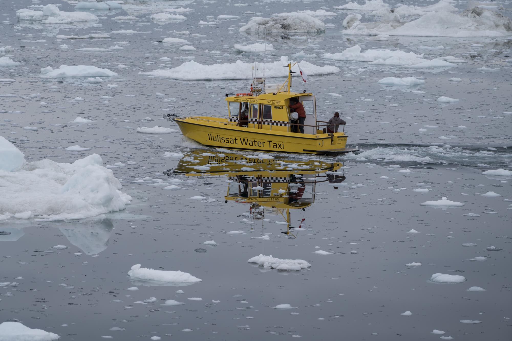 Arctic Taxi