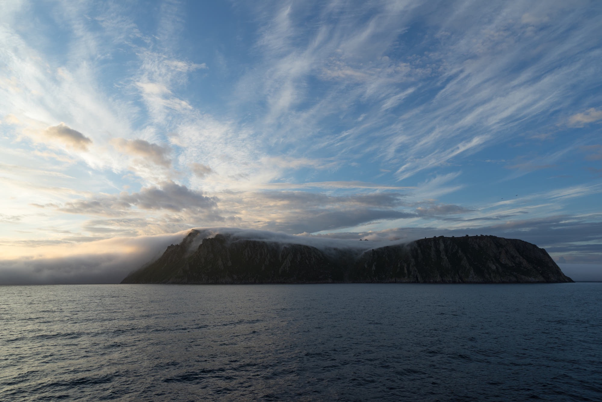 Sunset @ King Island
