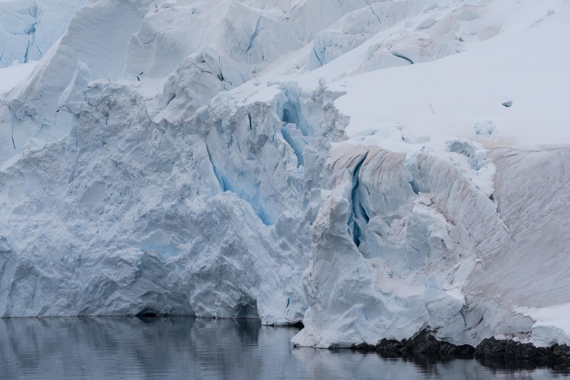 Frozen Cliffs