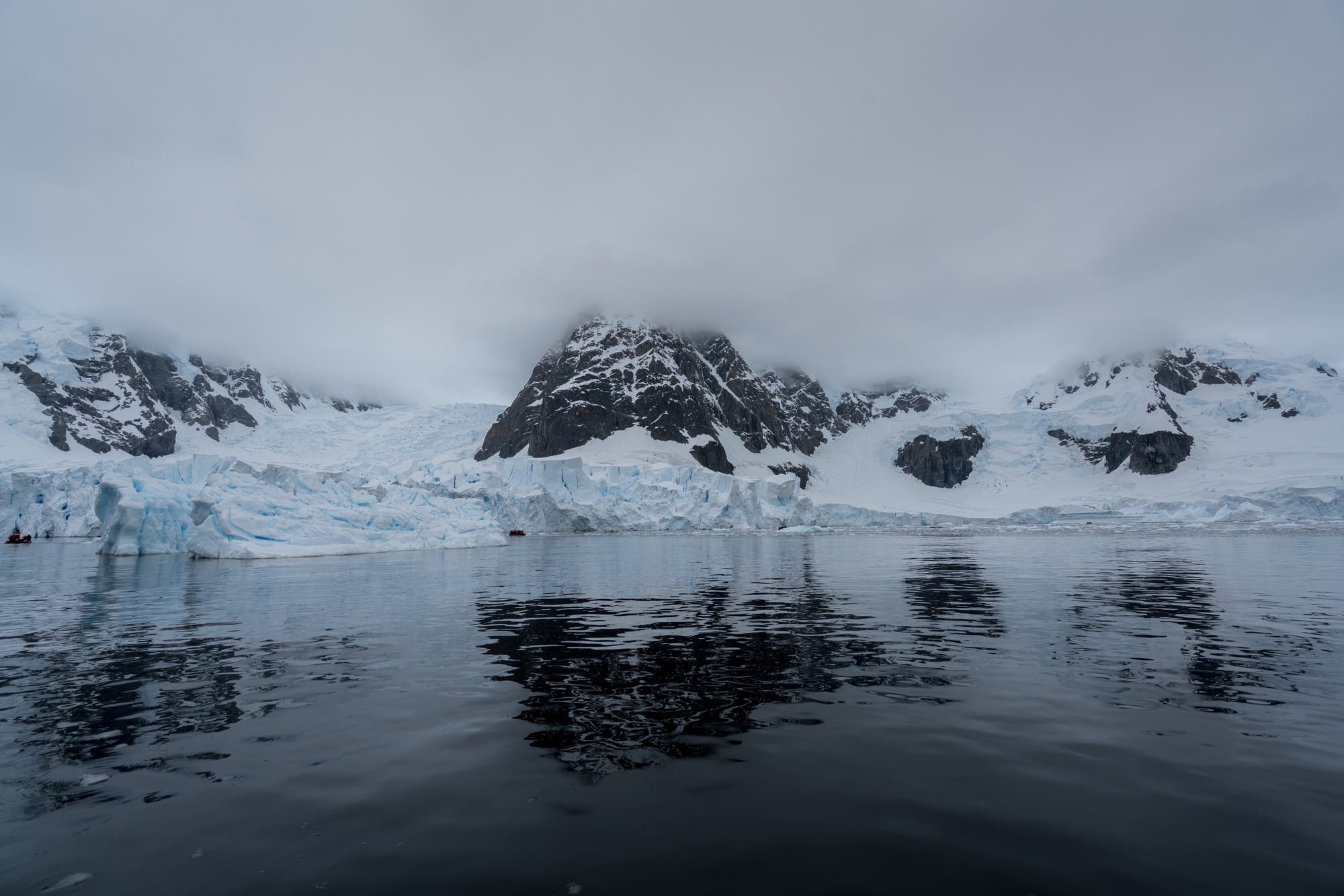 Glaciers Everywhere