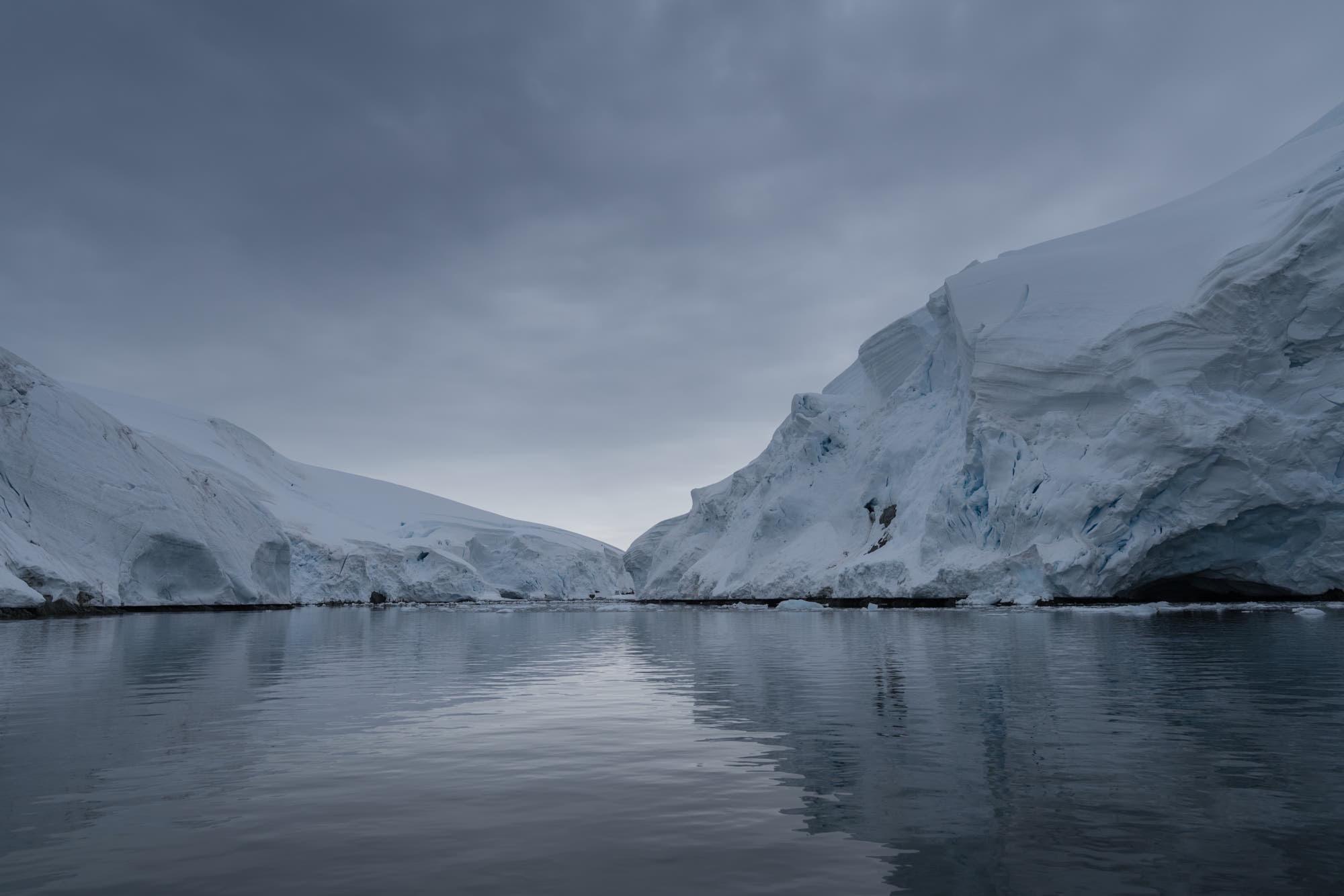 Goodbye Antarctica