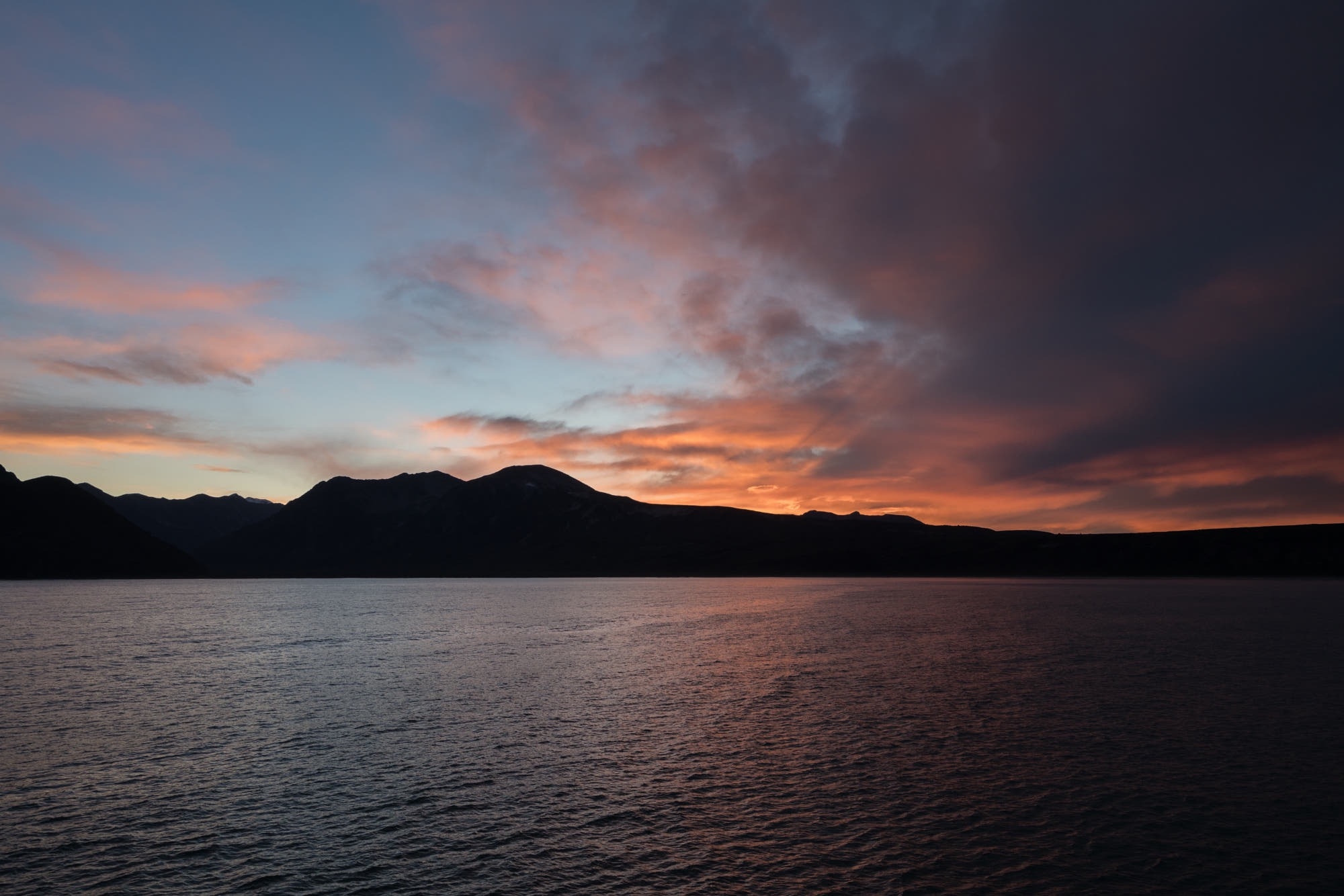 Kamtchatka Sunset