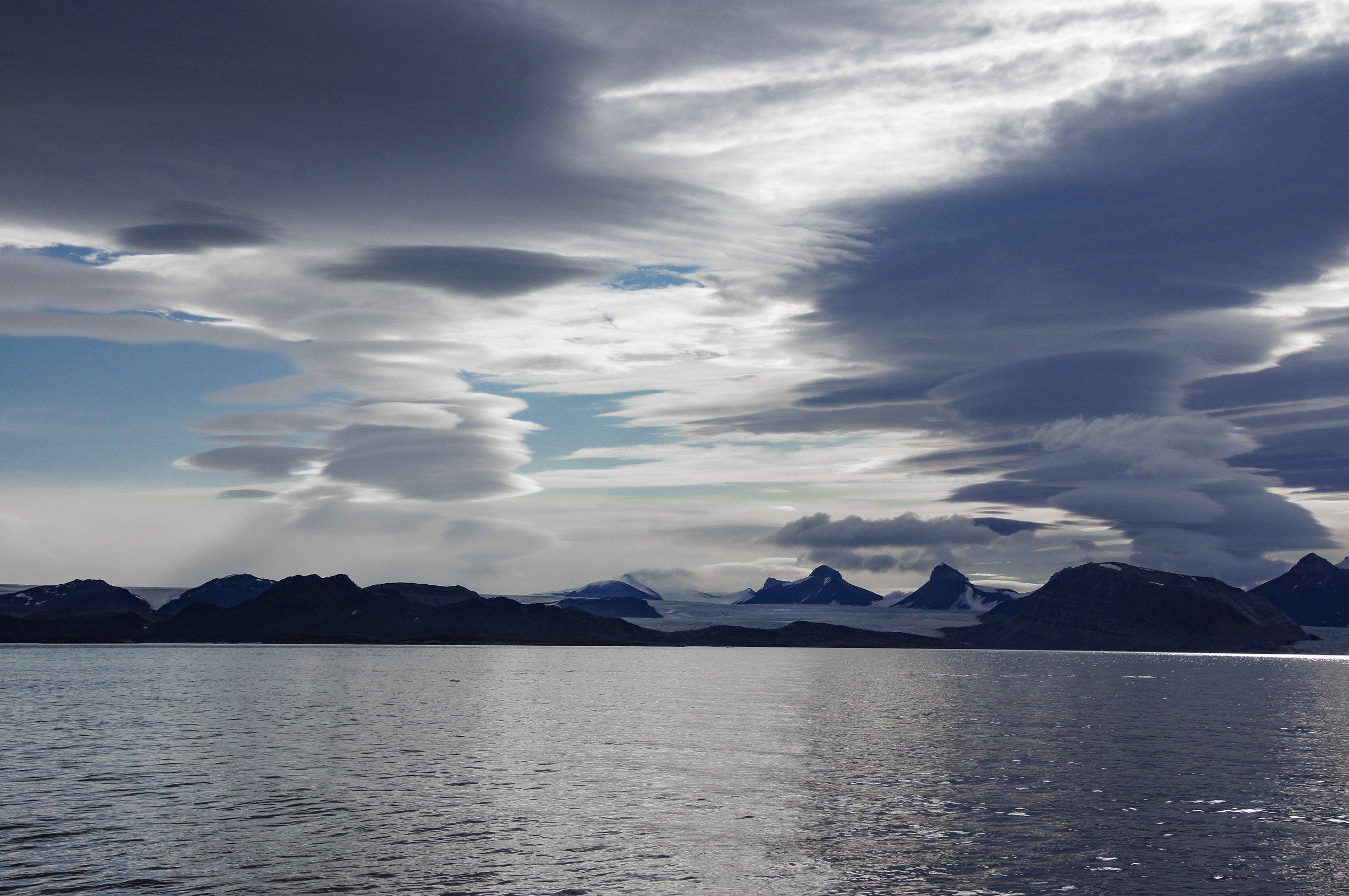 Arctic Clouds