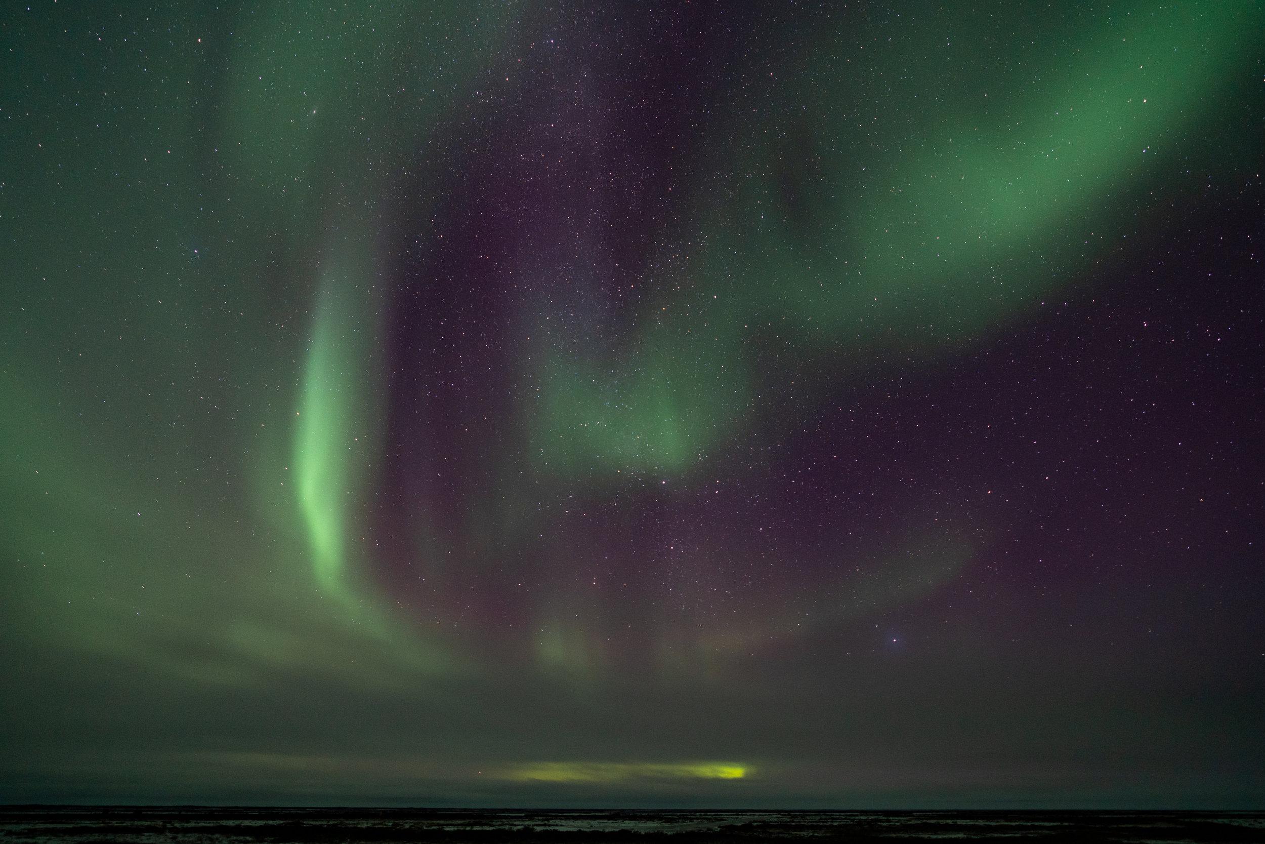 Stars & Northern Lights