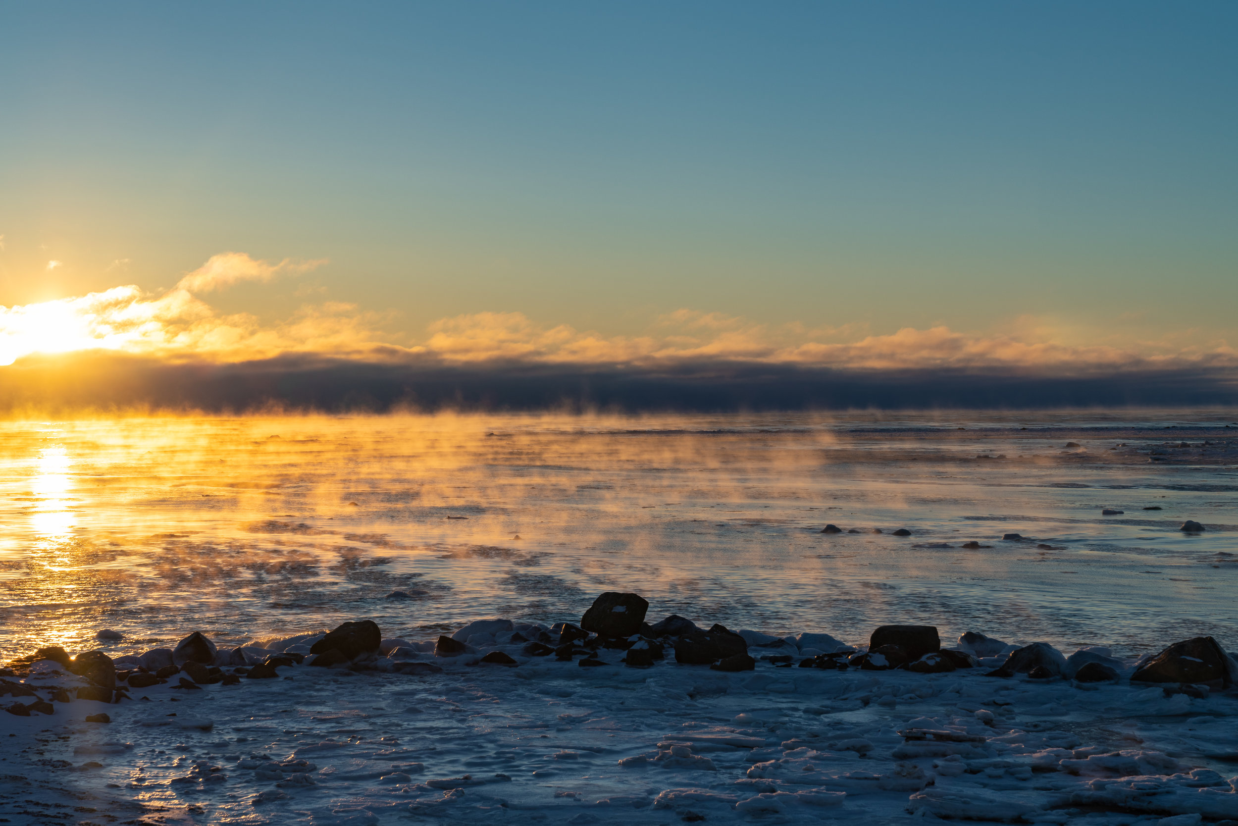 Good Morning Hudson Bay