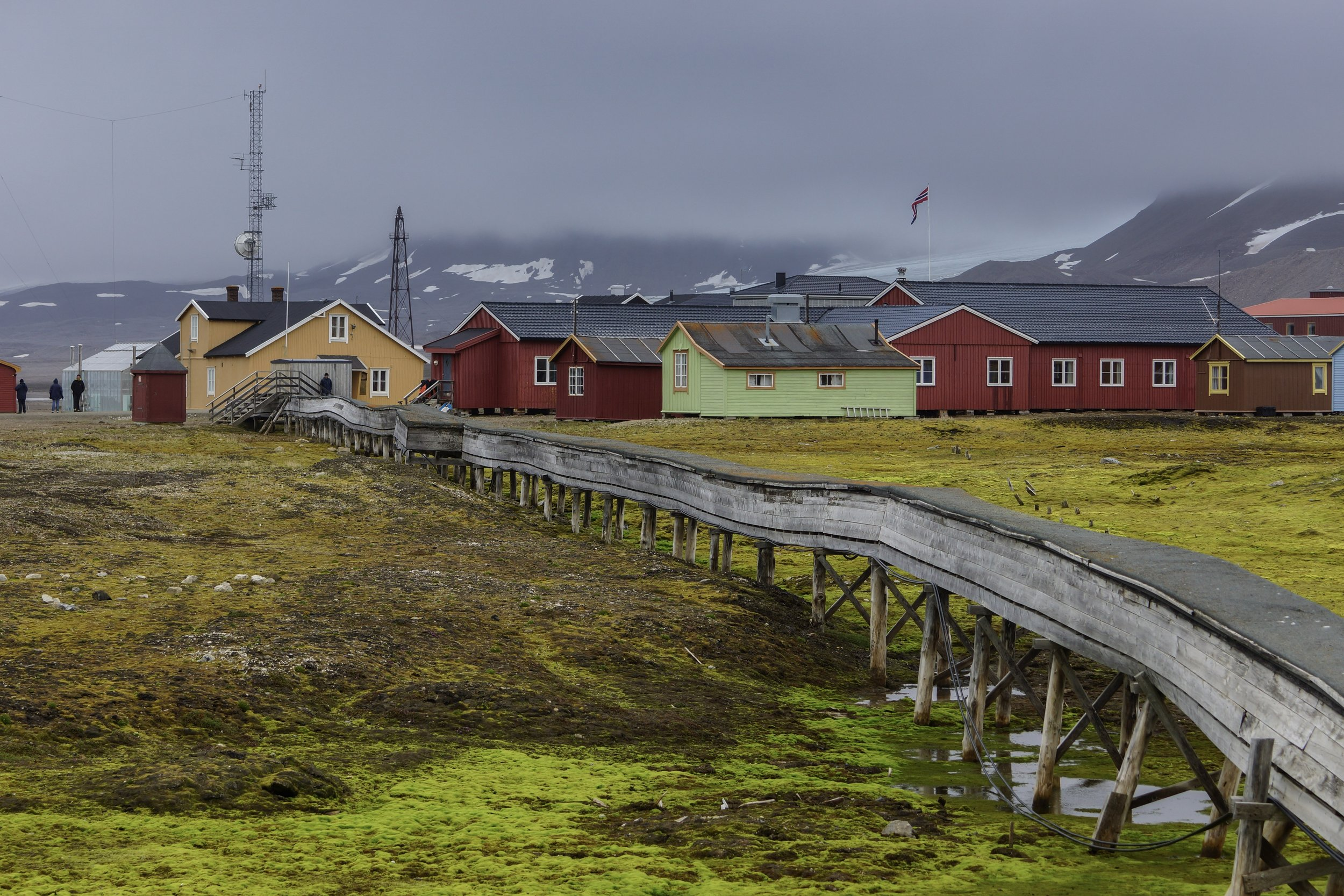 Arctic Plumbing