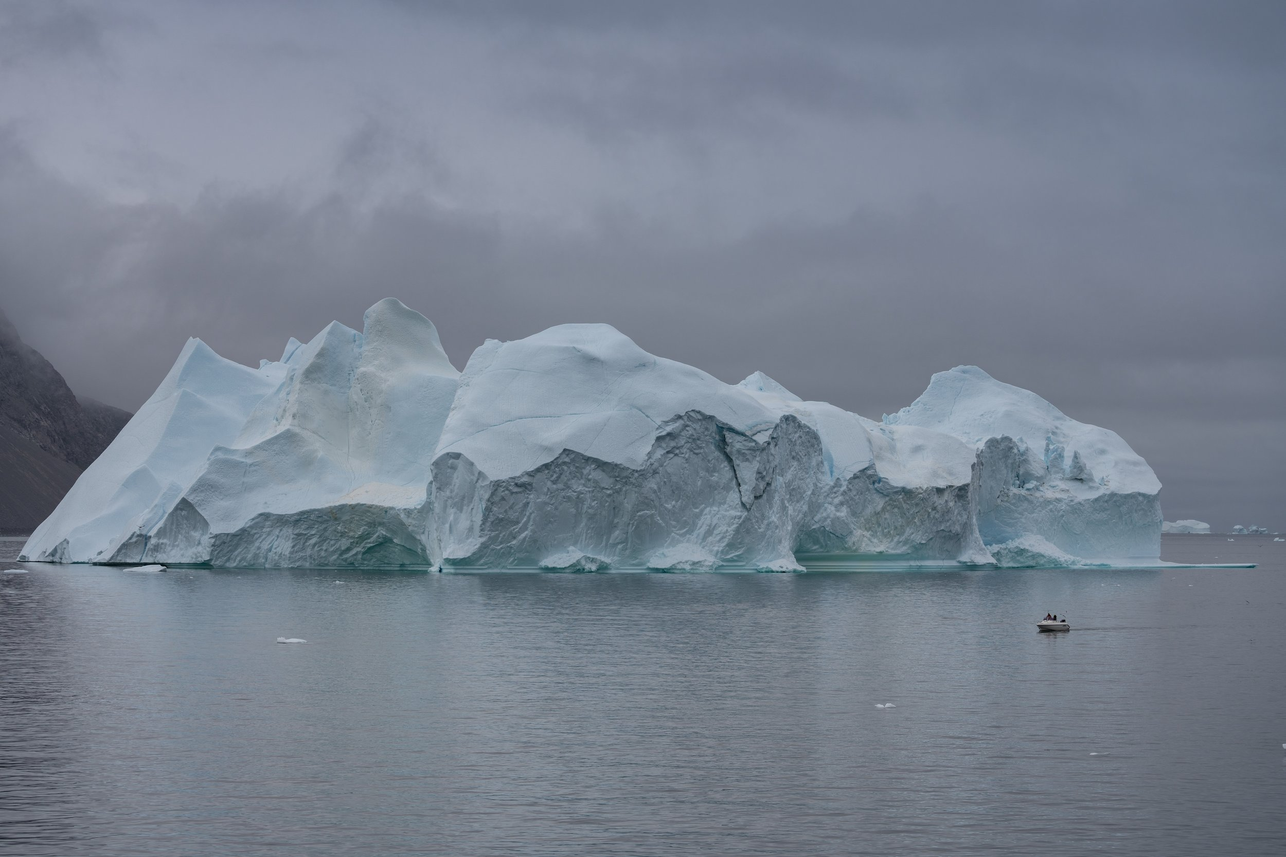 Massive Ice