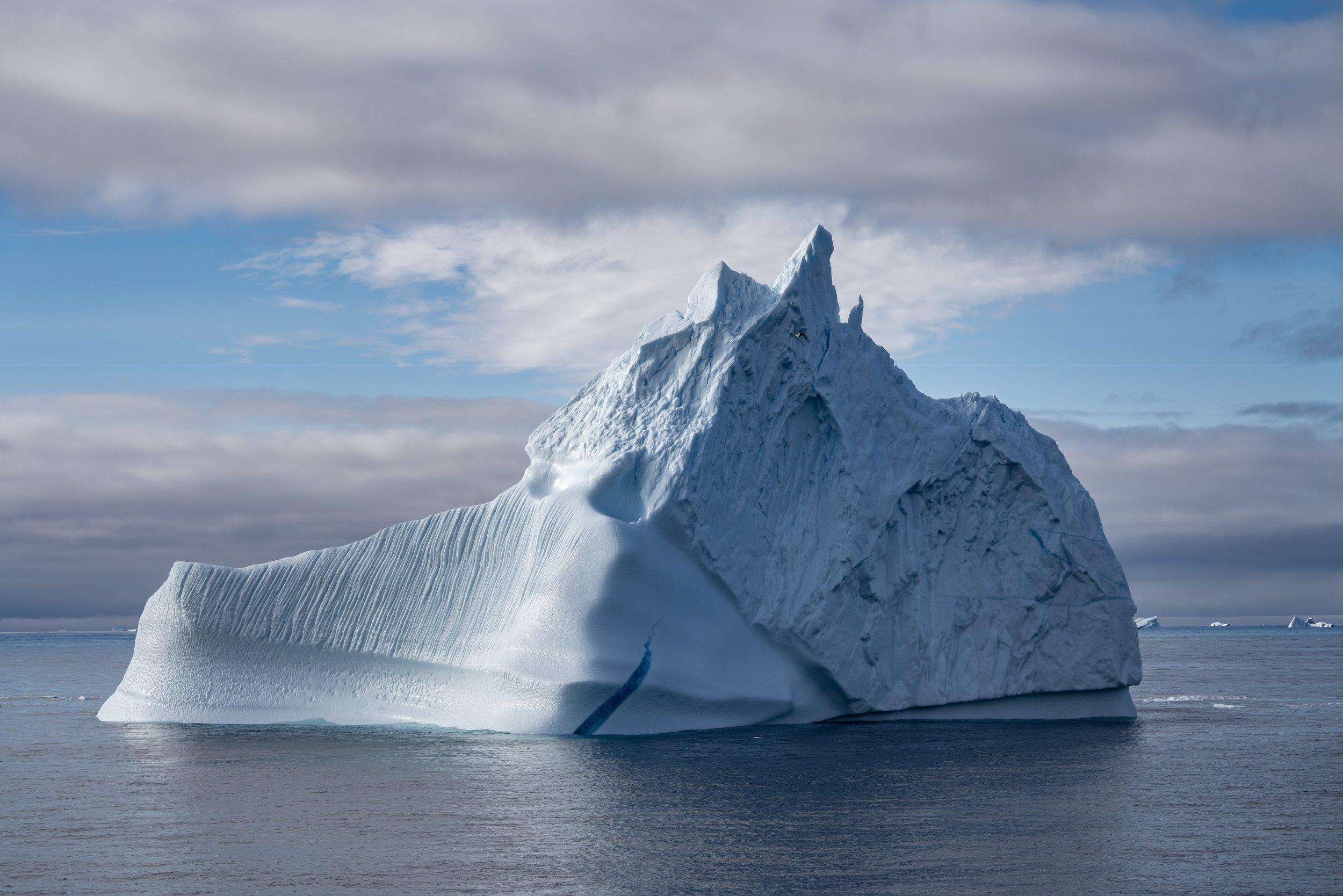 Smiling Iceberg