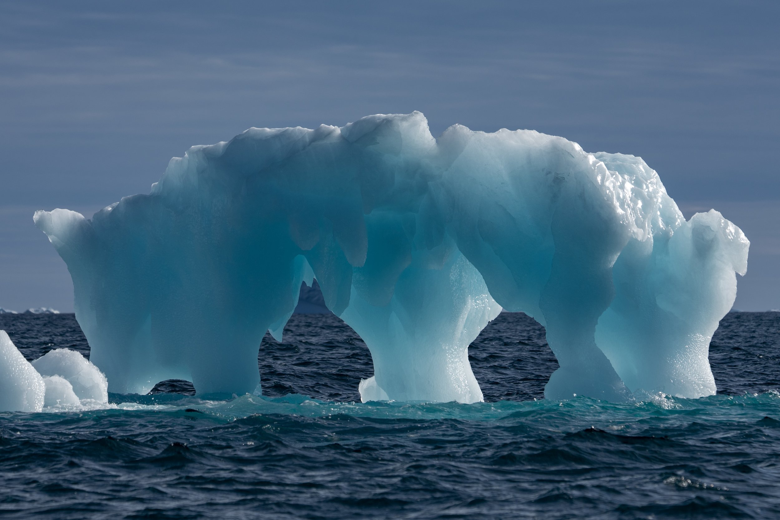Pillars Of Ice