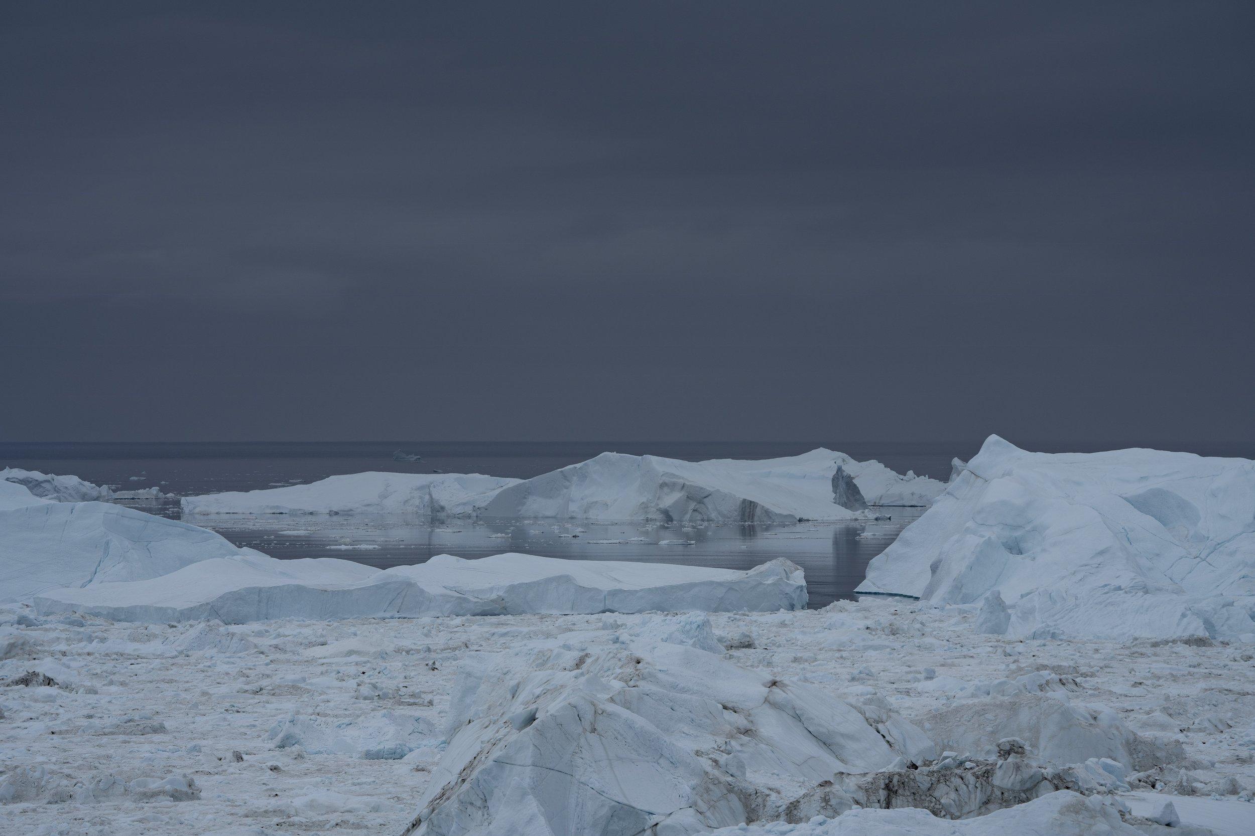 Iceberg Hatchery