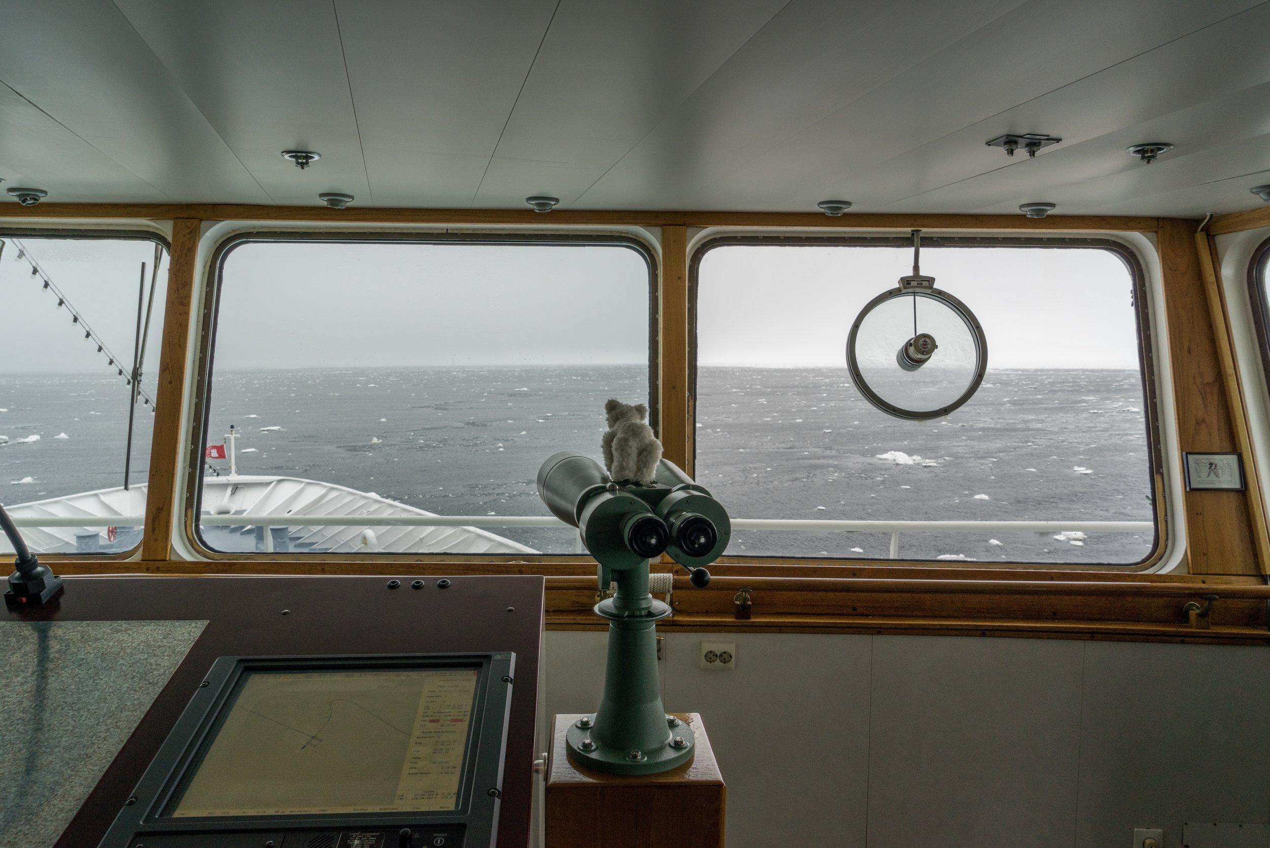 85°40'N | 136°4'E ● MV Hanseatic | Arctic Sea