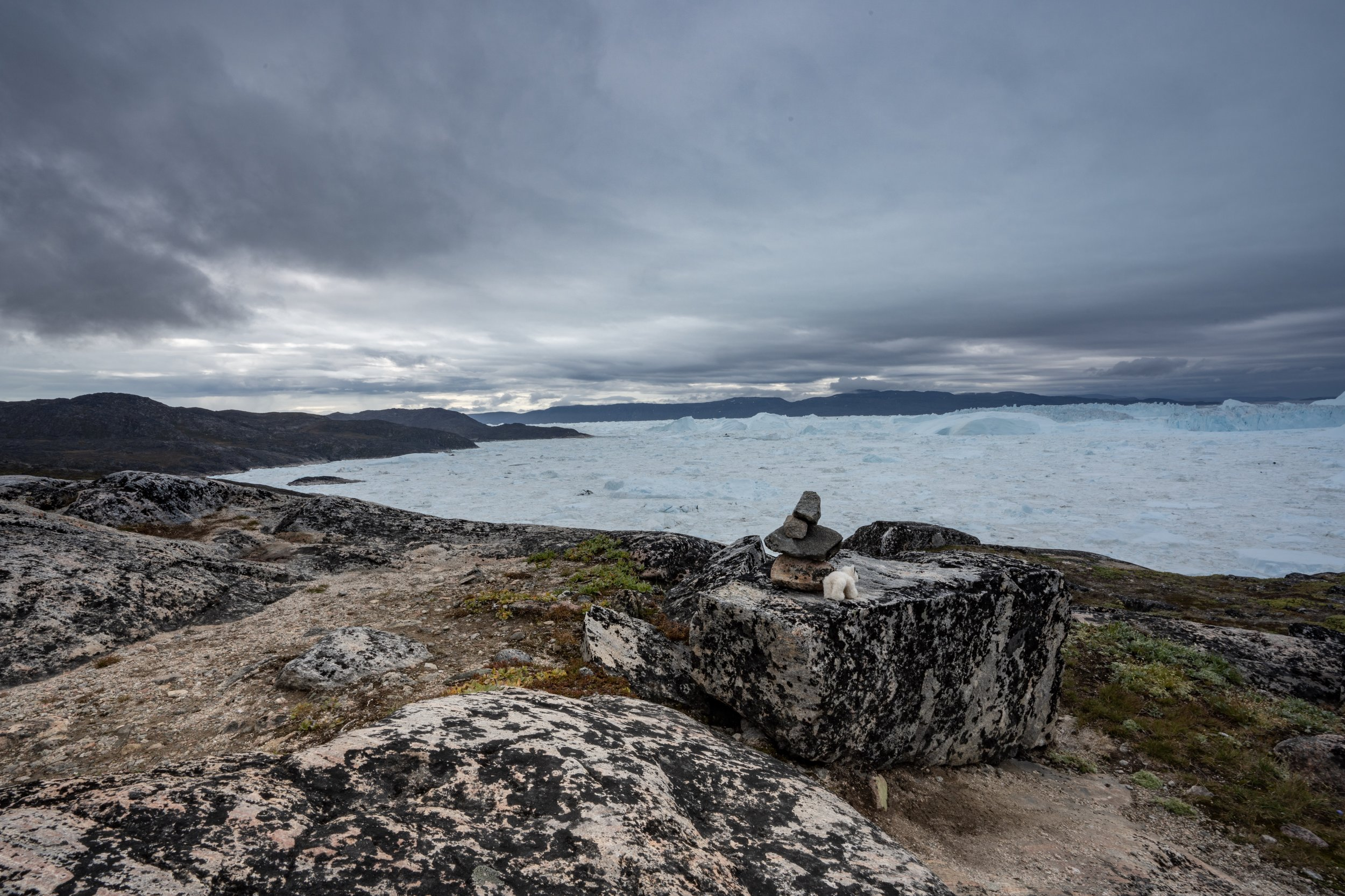 69°16'N | 51°17'W ● Ilulissat | Greenland