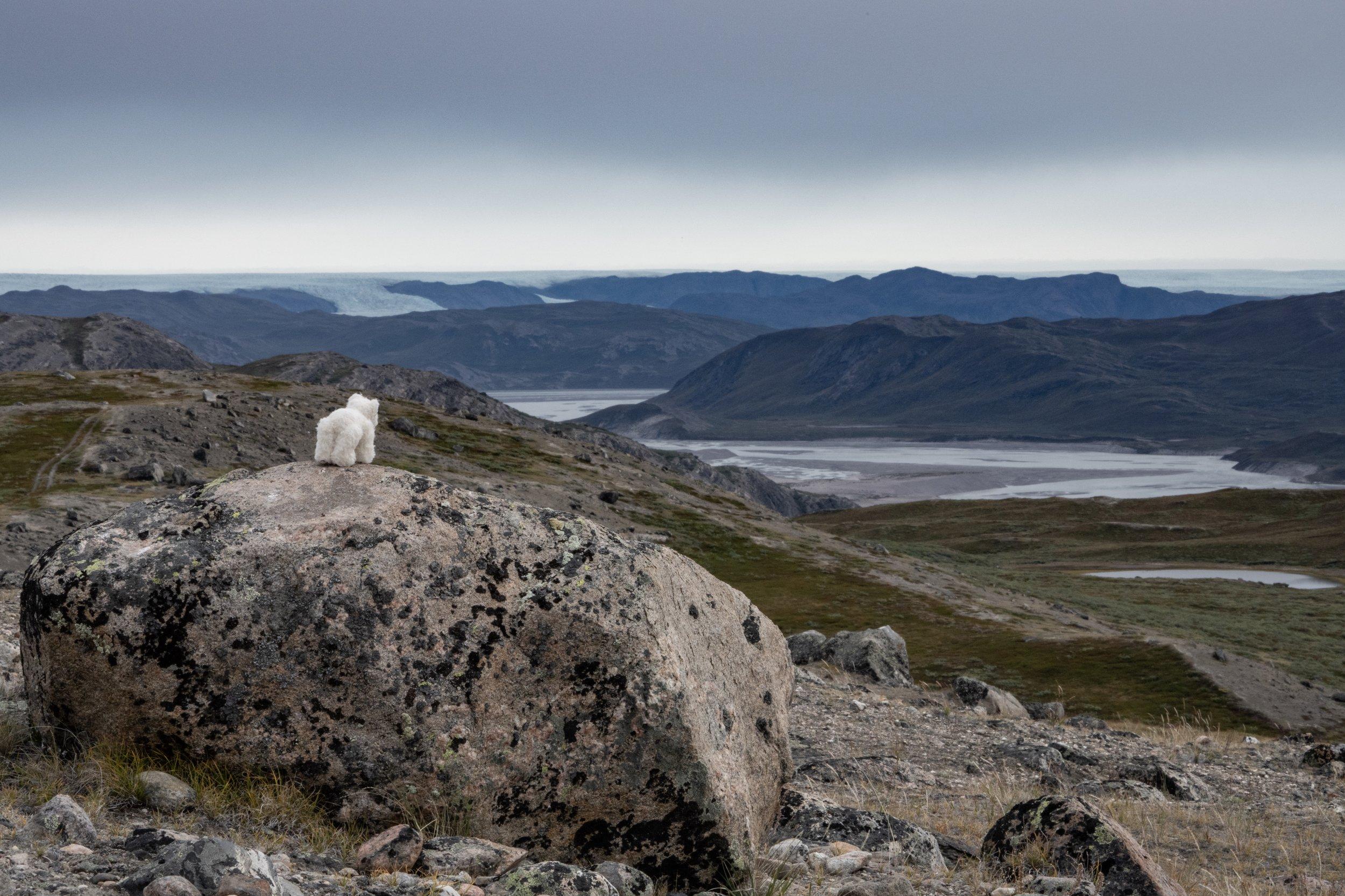66°57'N   50°58'W ● Kangerlussuaq   Greenland