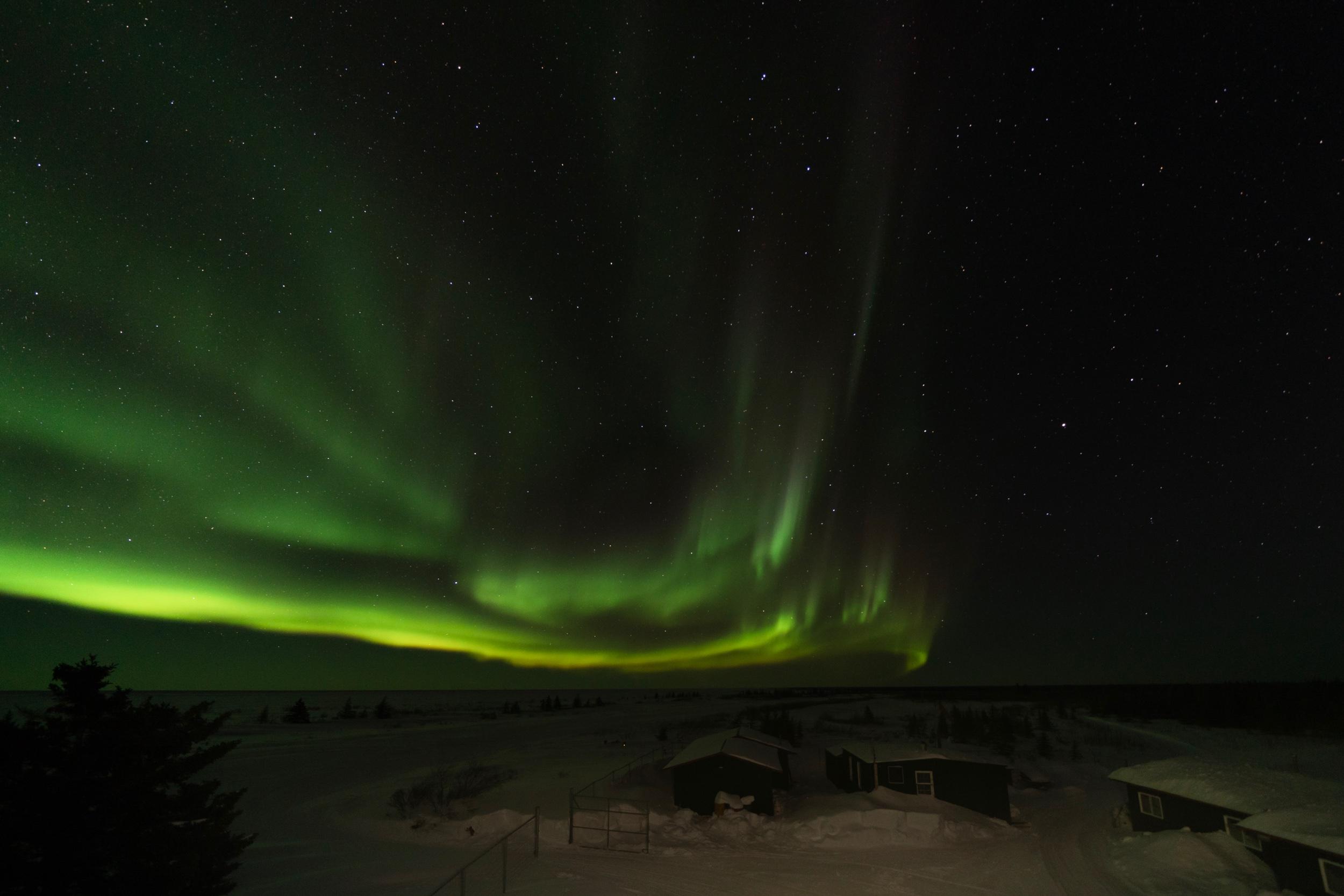 Aurora Gazing