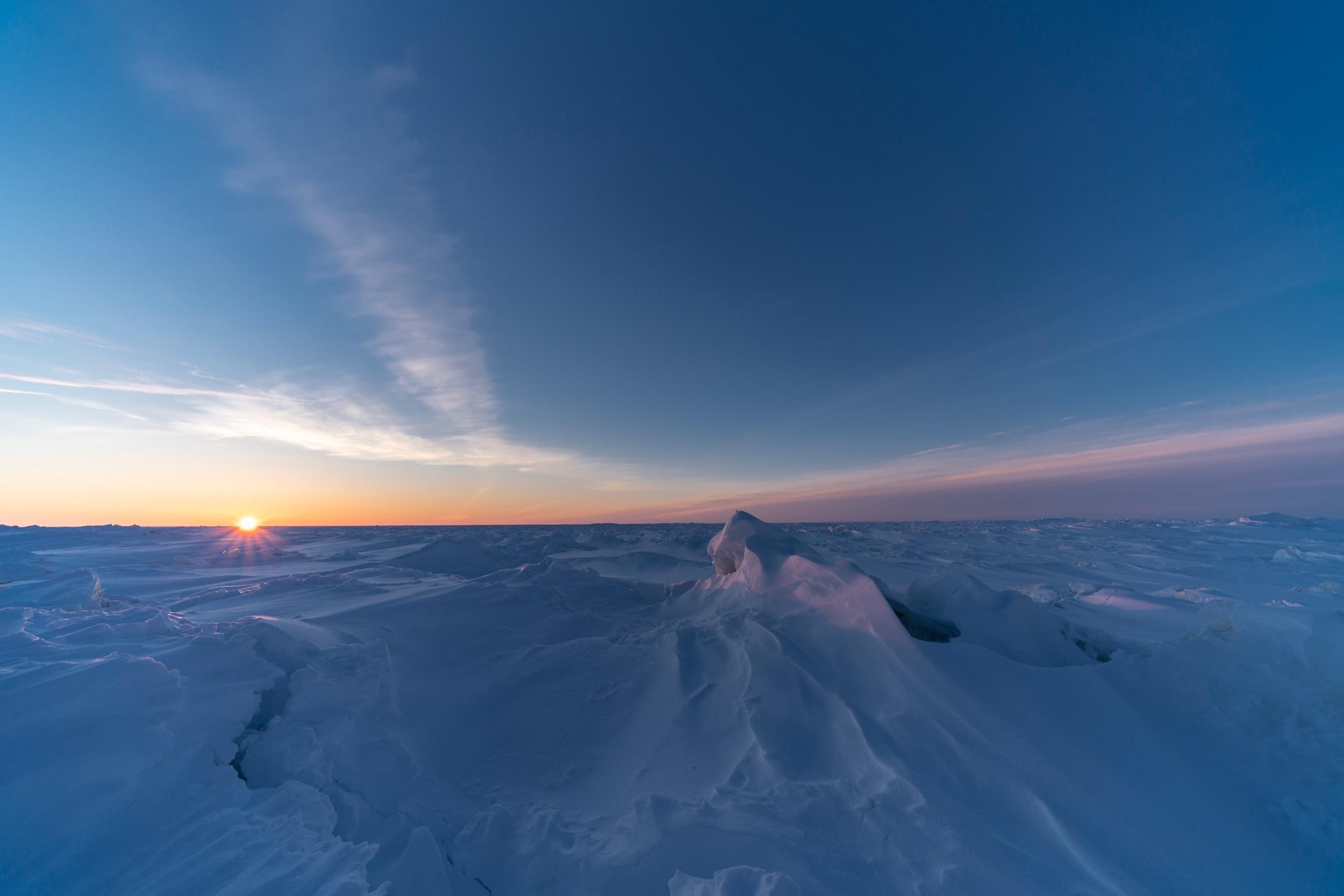Hudson Bay Sunset