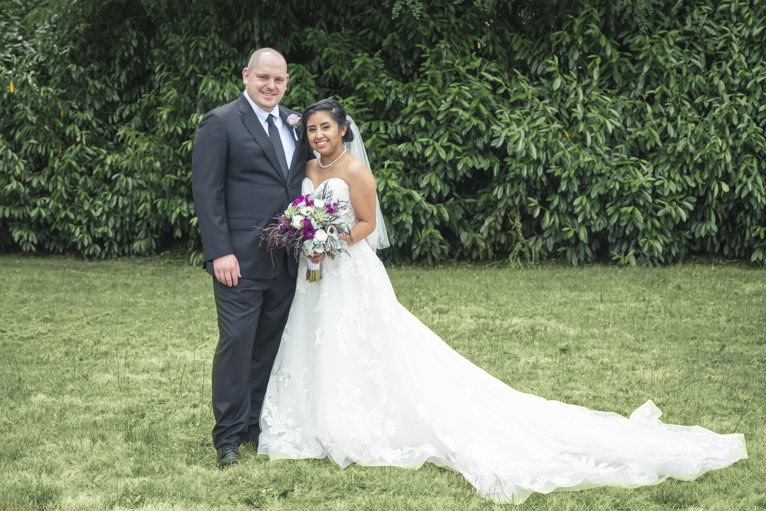 Natalie & Brian -