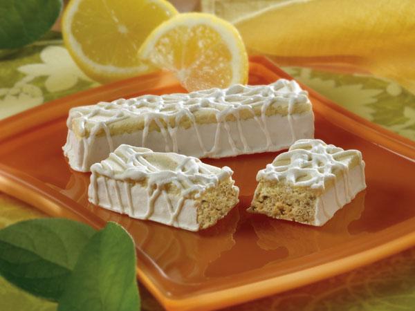 Protein Bars - Lemon Meringue