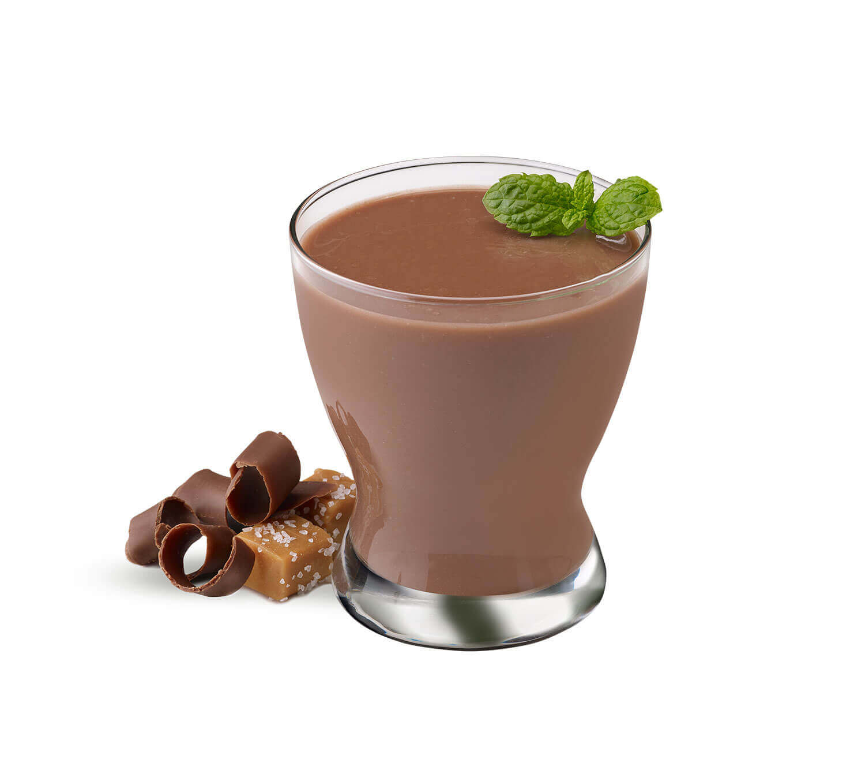 Bottle Protein Shake - Salted Caramel Chocolate