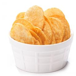 Low Carb Chips - BBQ