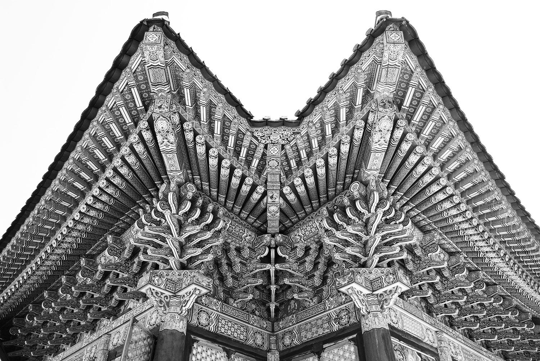 Mahavira Hall - Songgwangsa-temple / 송광사 대웅보전 / 松廣寺 大雄寶殿