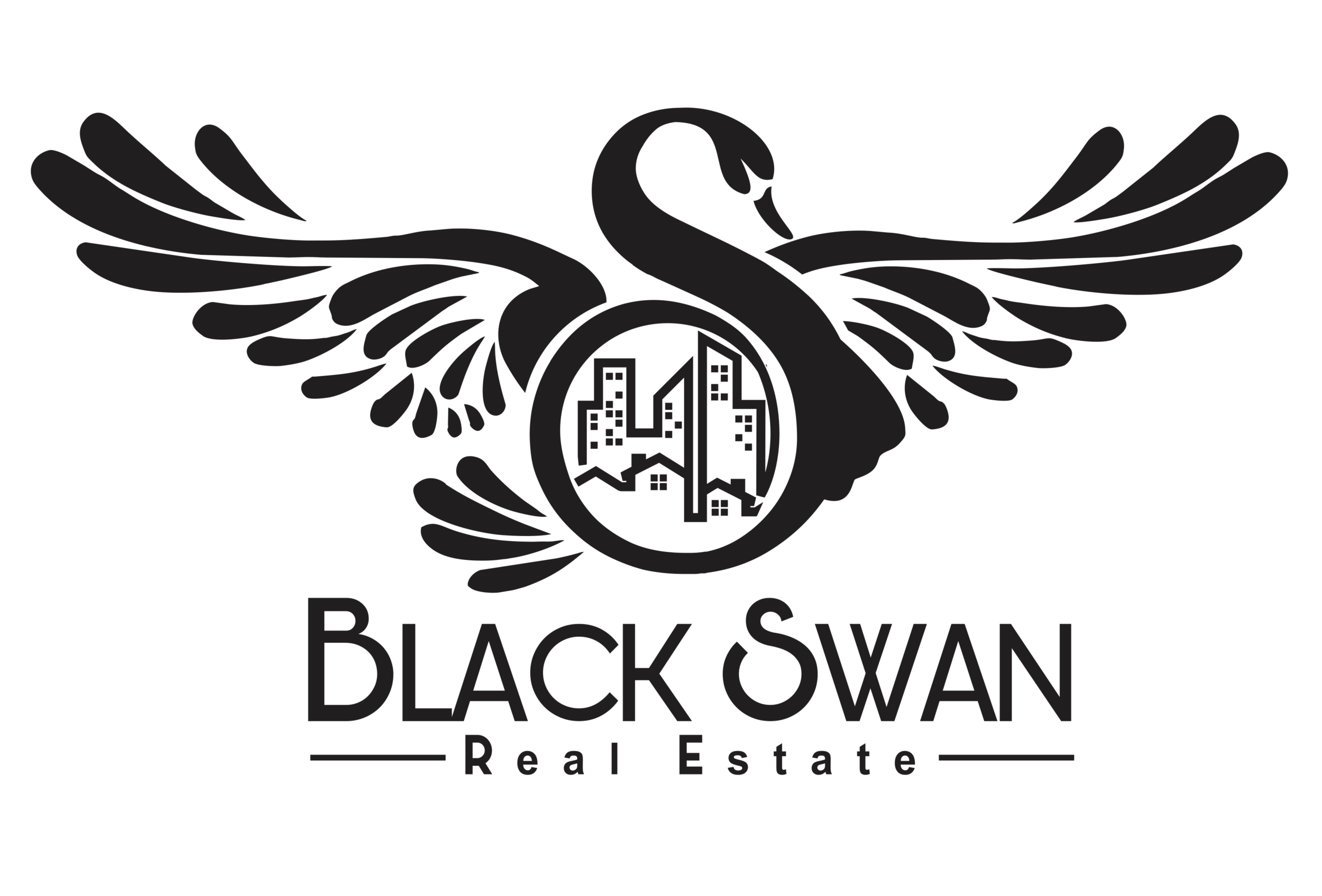 Black Swan Logo Finale Corel_Draw ver 12.png